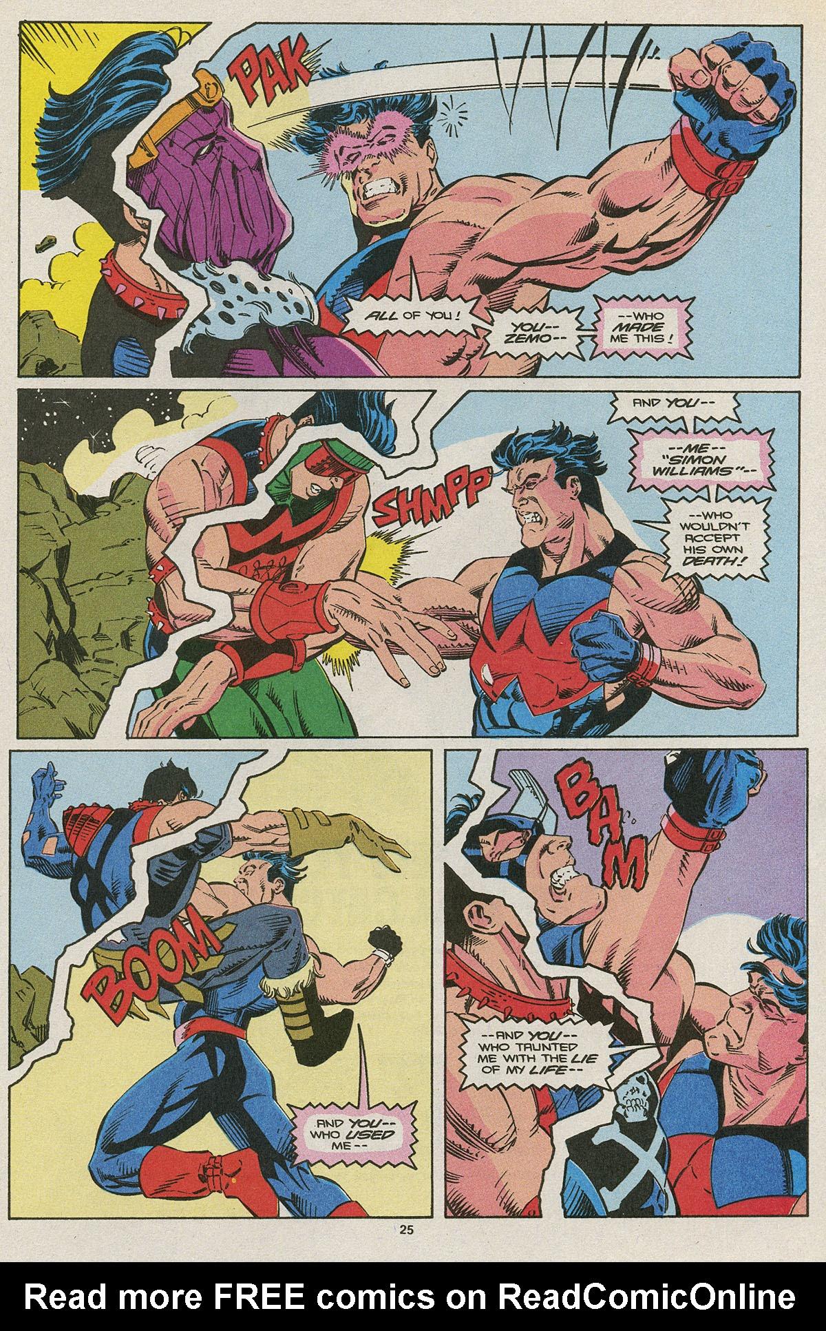 Read online Wonder Man (1991) comic -  Issue #15 - 17