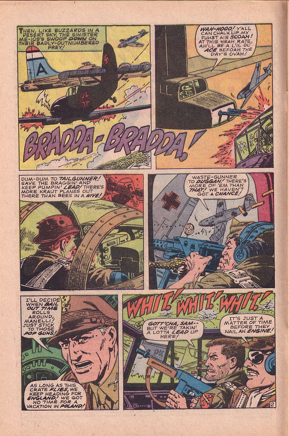 Read online Sgt. Fury comic -  Issue #52 - 4