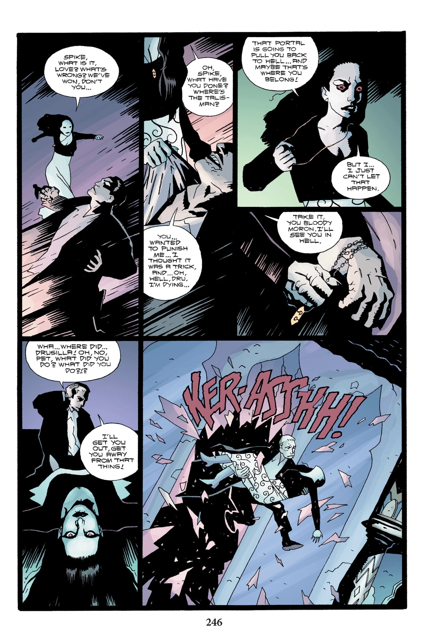 Read online Buffy the Vampire Slayer: Omnibus comic -  Issue # TPB 2 - 239