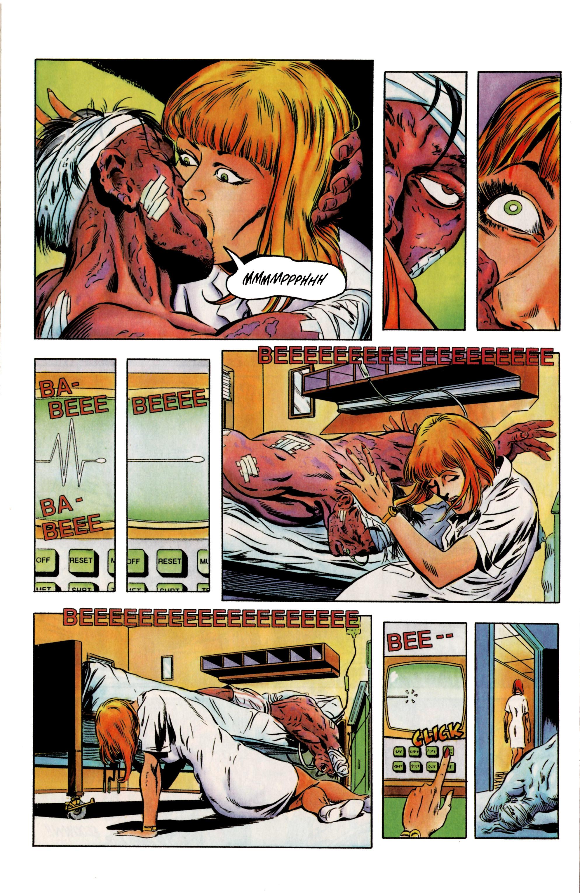 Read online Eternal Warrior (1992) comic -  Issue #12 - 12