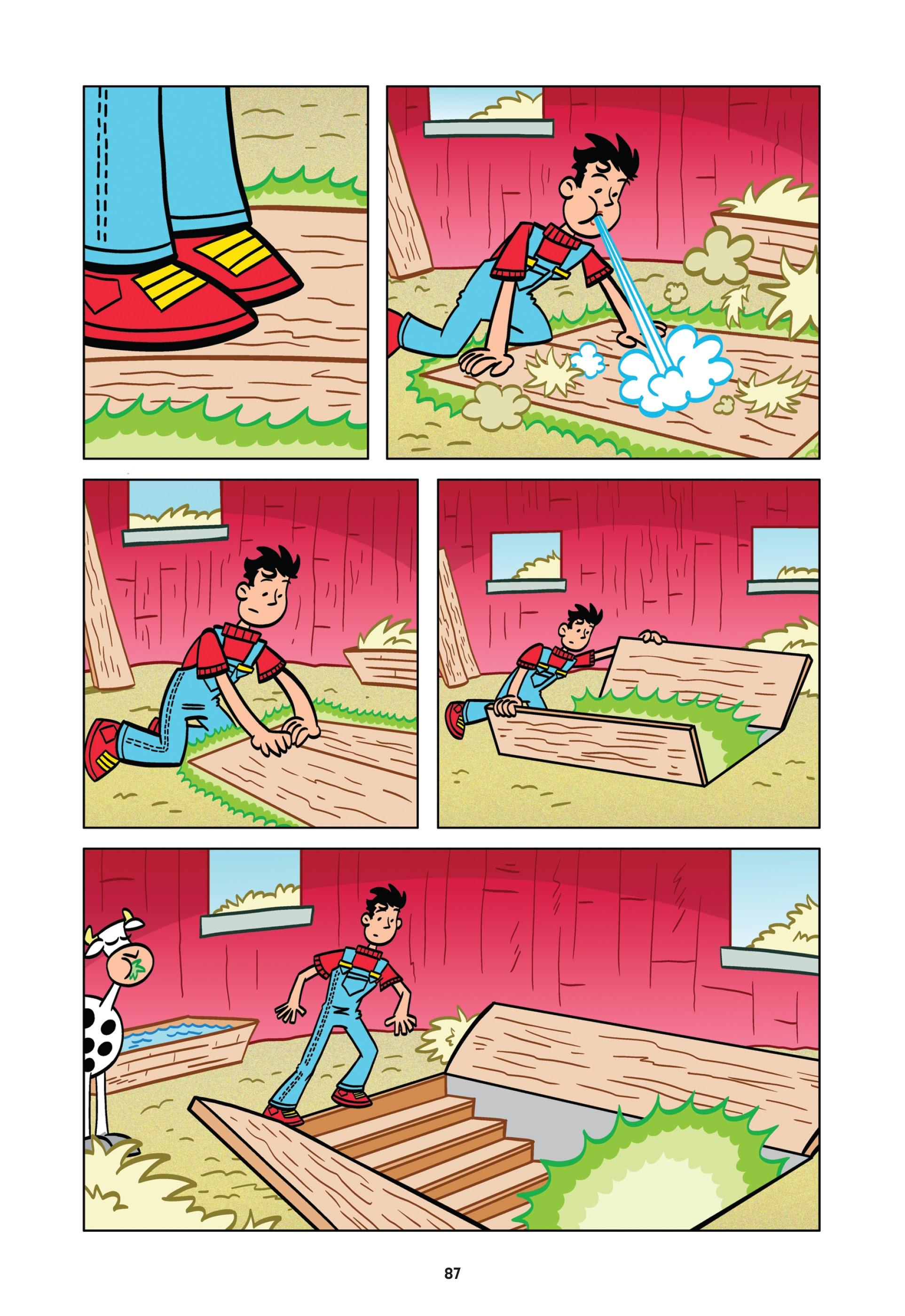 Superman of Smallville #TPB #1 - English 86