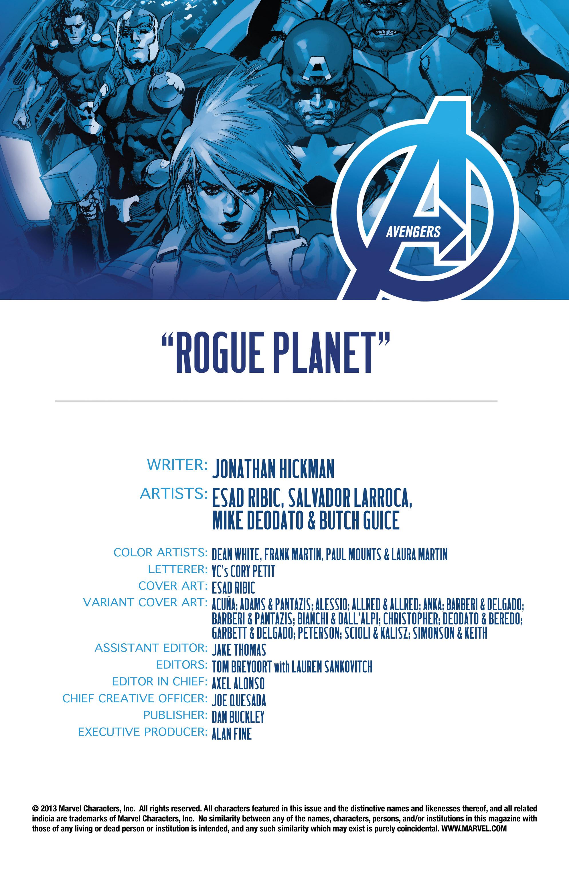 Read online Avengers (2013) comic -  Issue #Avengers (2013) _TPB 5 - 6