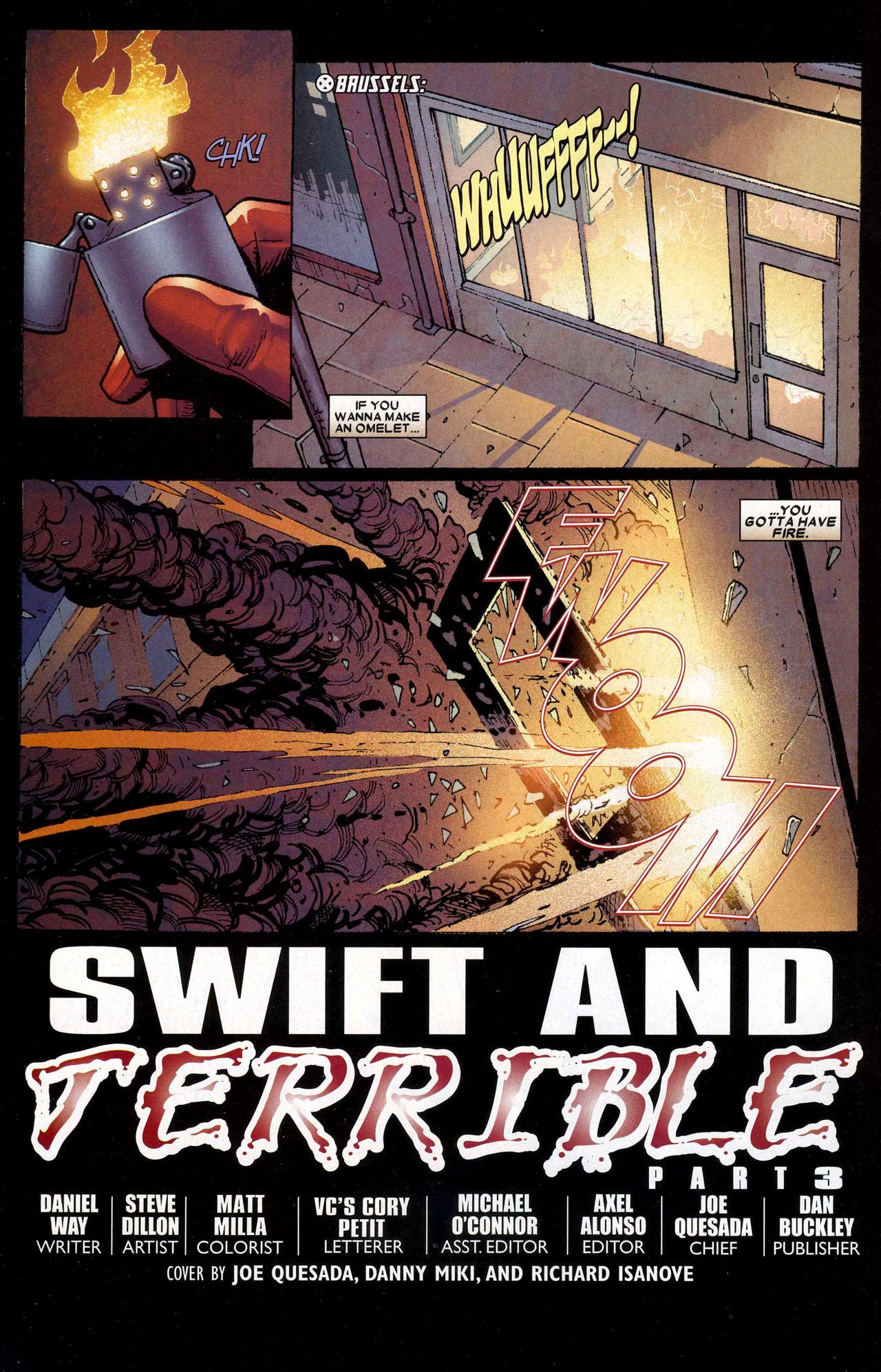 Read online Wolverine: Origins comic -  Issue #13 - 3