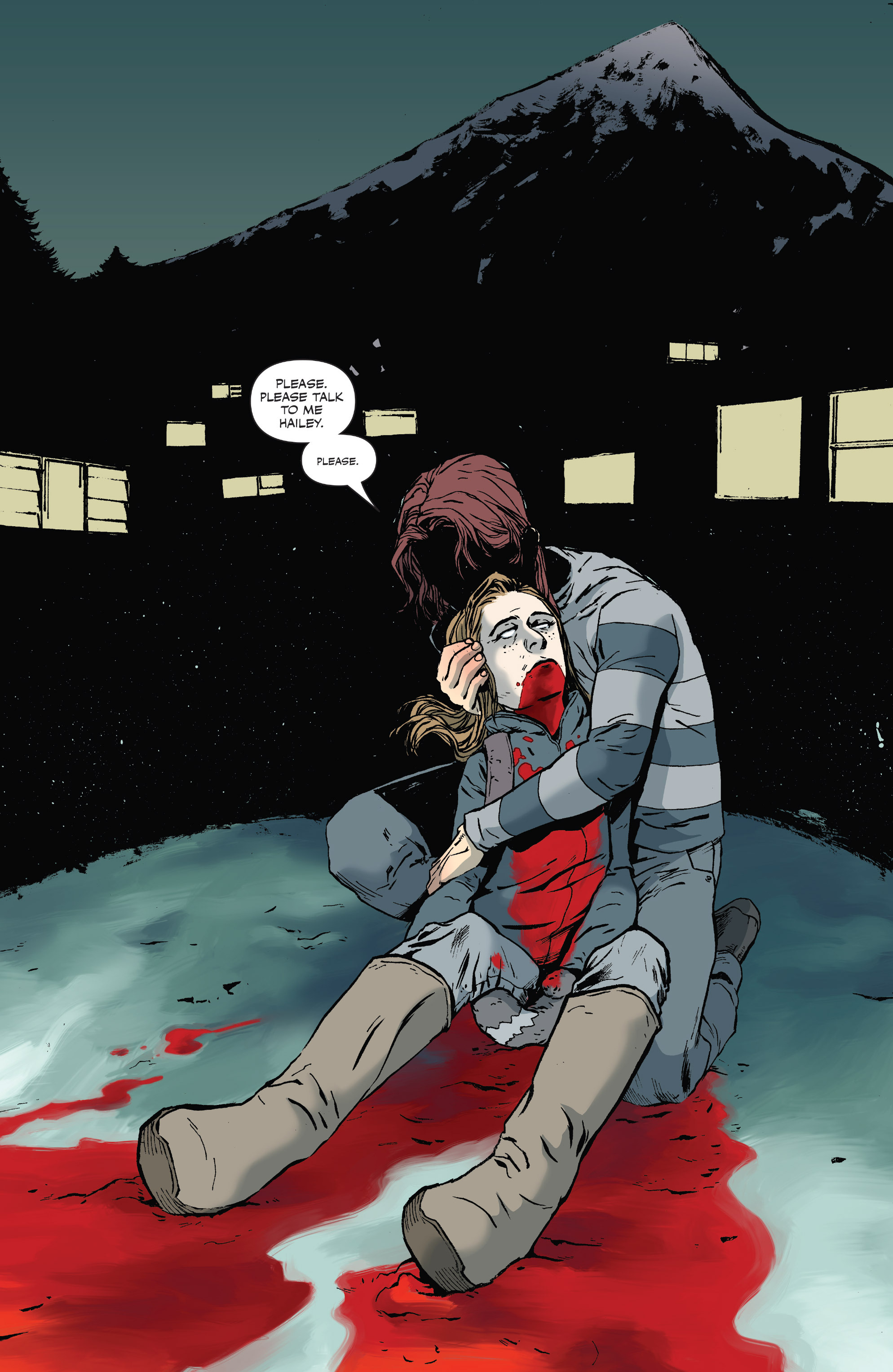 Read online Sheltered comic -  Issue #10 - 24