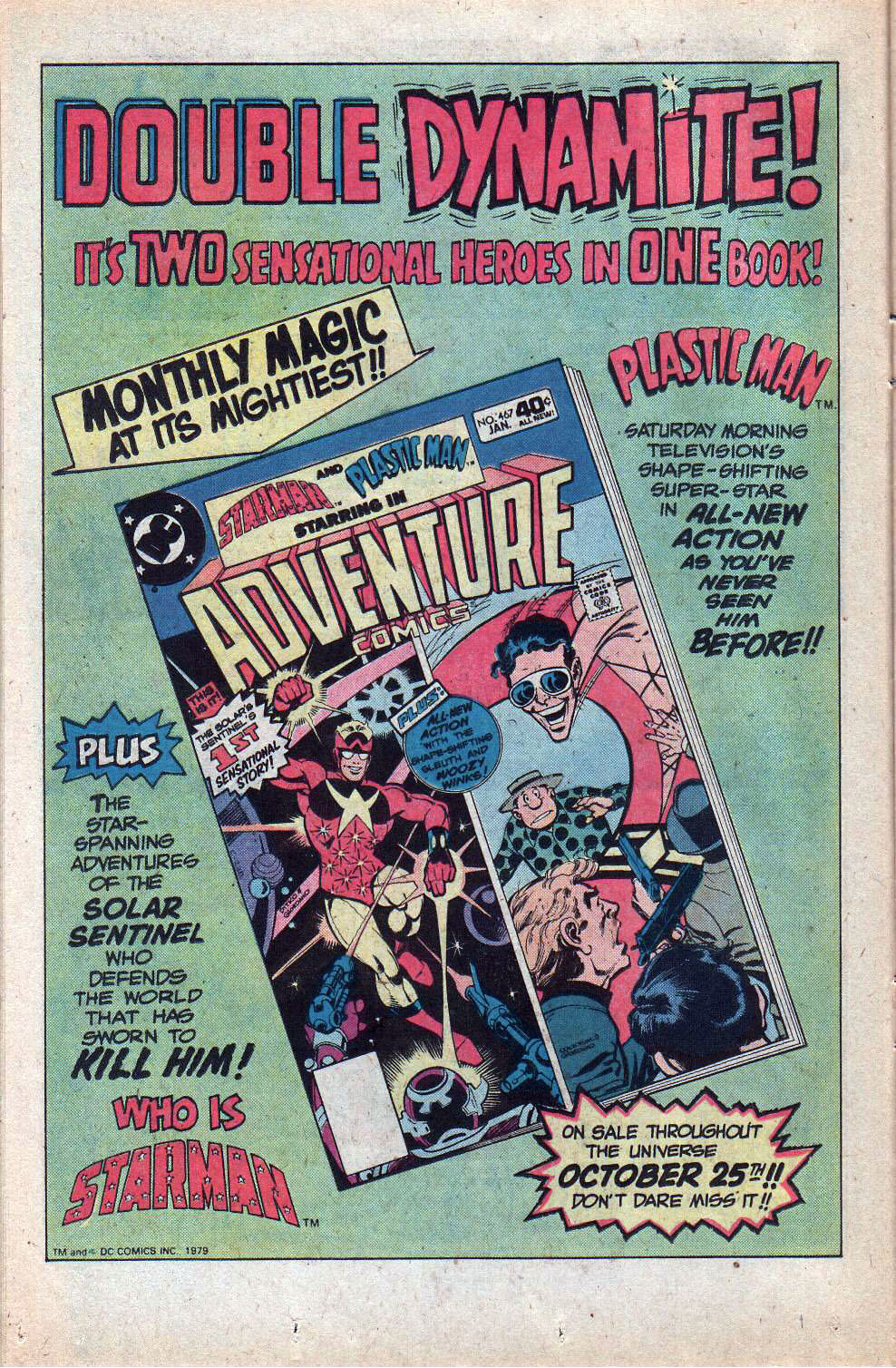 Read online Adventure Comics (1938) comic -  Issue #467 - 12