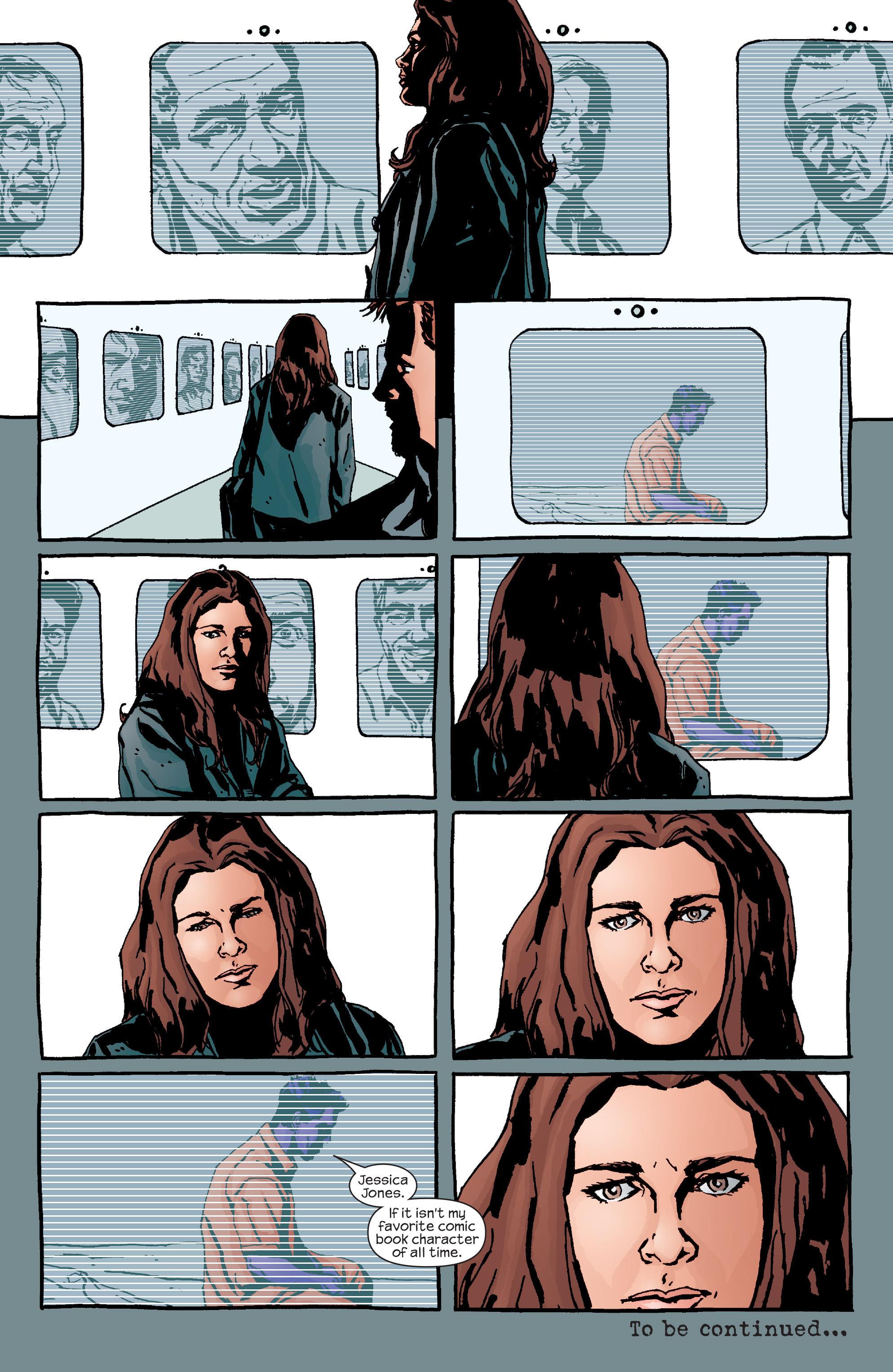 Read online Alias comic -  Issue #26 - 21