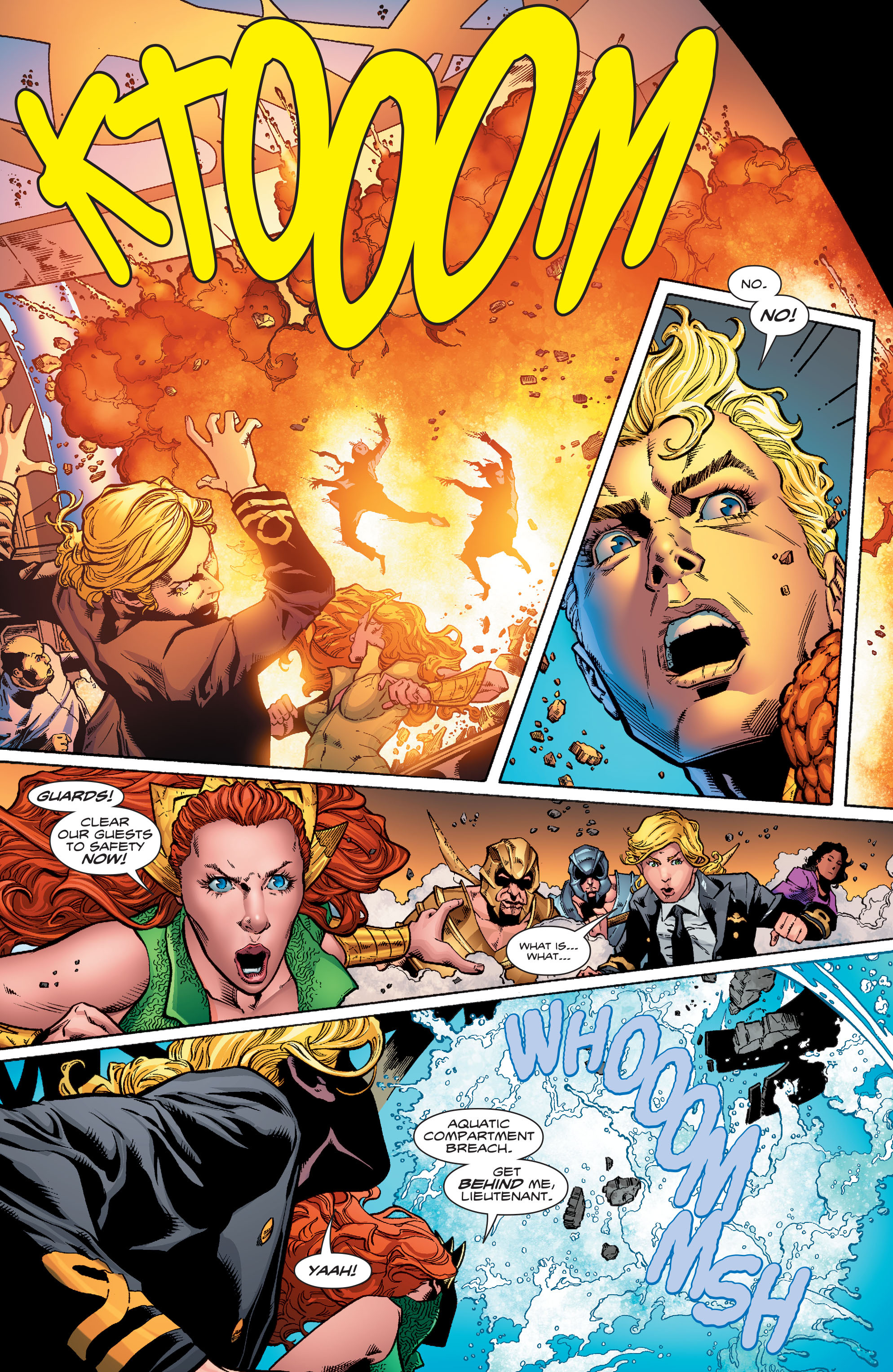 Read online Aquaman (2016) comic -  Issue #1 - 18