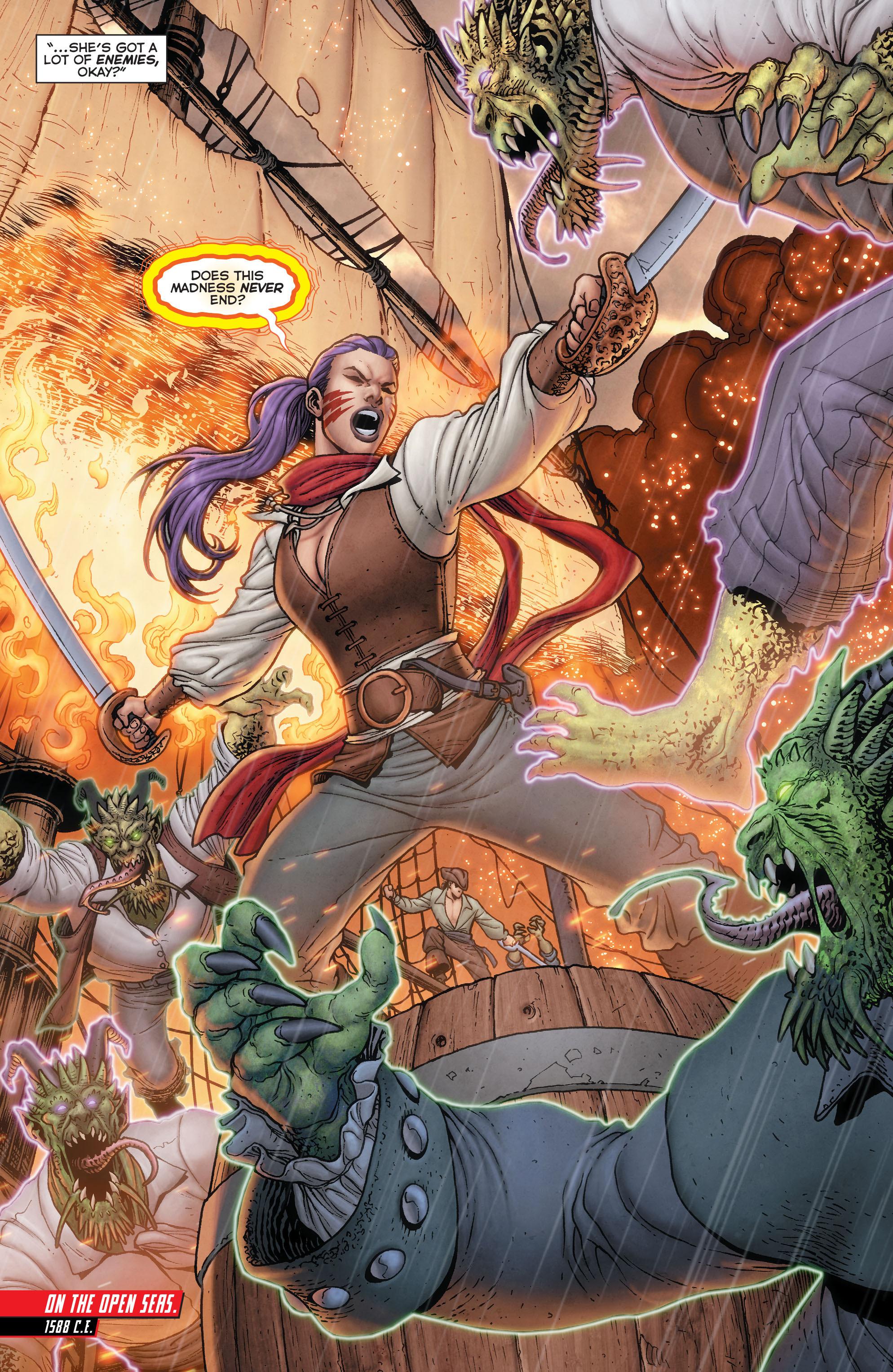 Read online Trinity of Sin: Pandora comic -  Issue #13 - 13