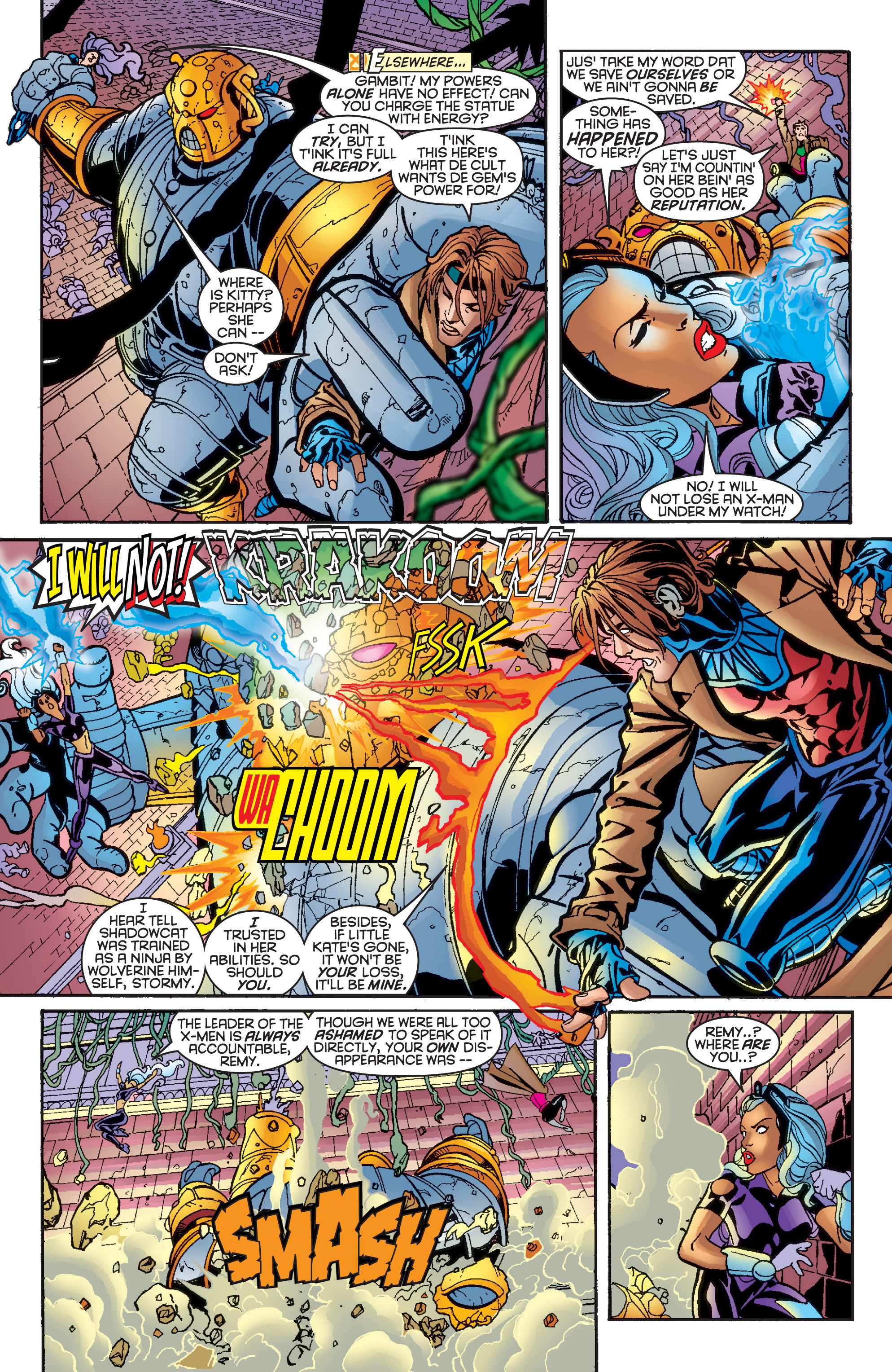 Read online Uncanny X-Men (1963) comic -  Issue #361 - 22