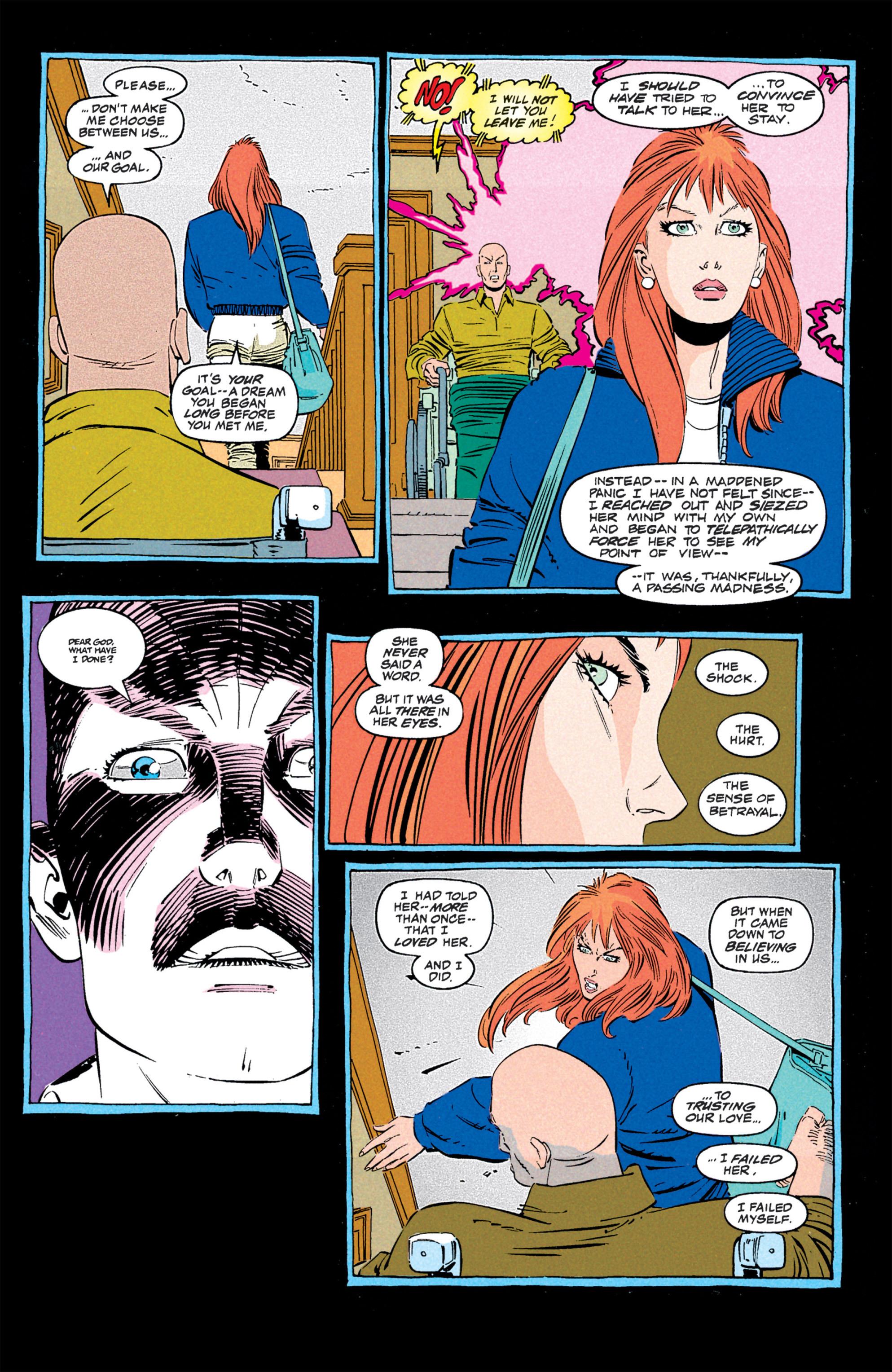 Read online Uncanny X-Men (1963) comic -  Issue #309 - 15