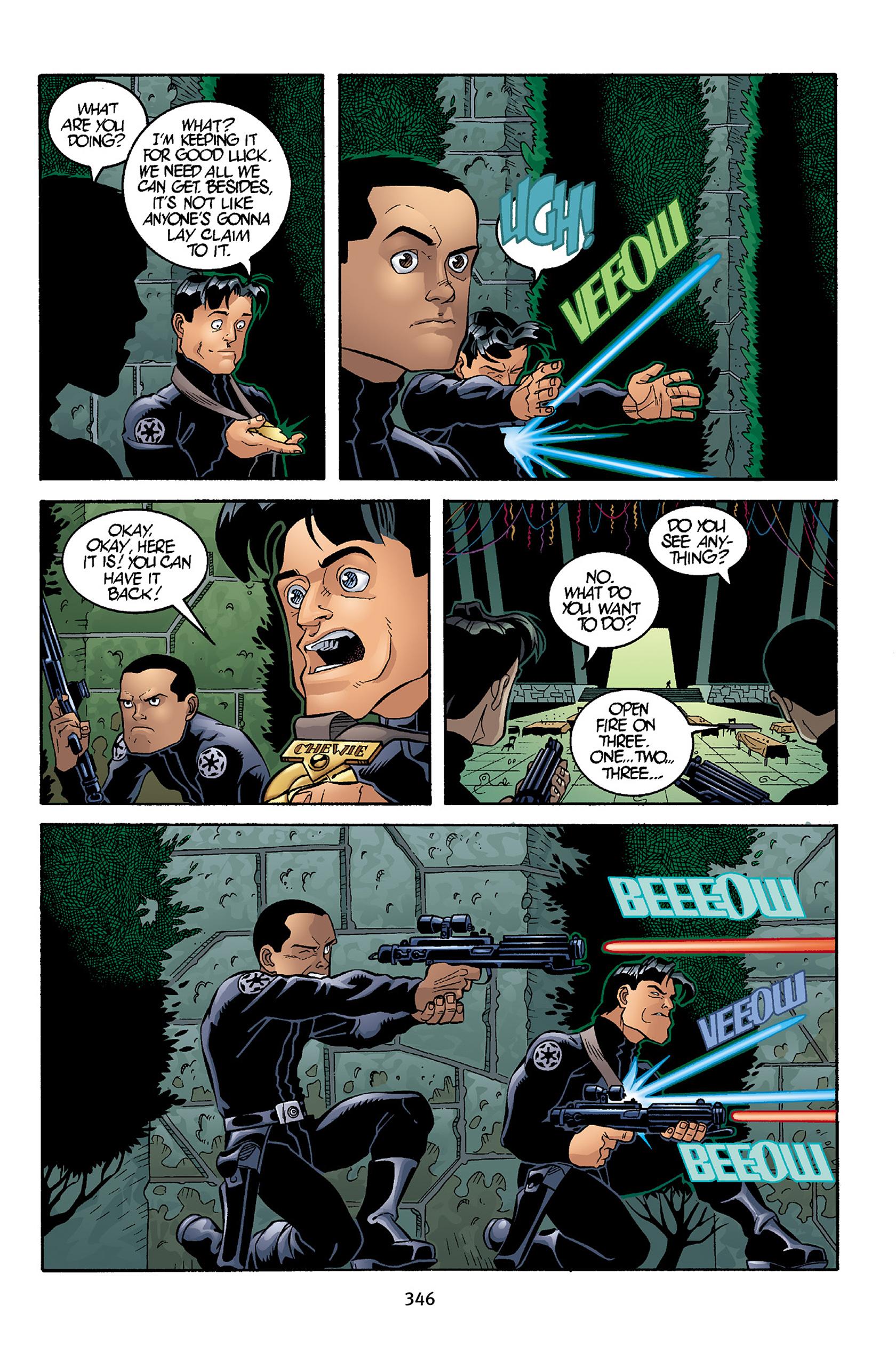 Read online Star Wars Omnibus comic -  Issue # Vol. 30 - 340