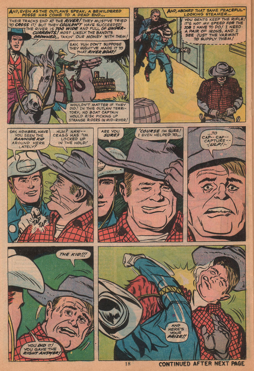 The Rawhide Kid (1955) issue 116 - Page 20