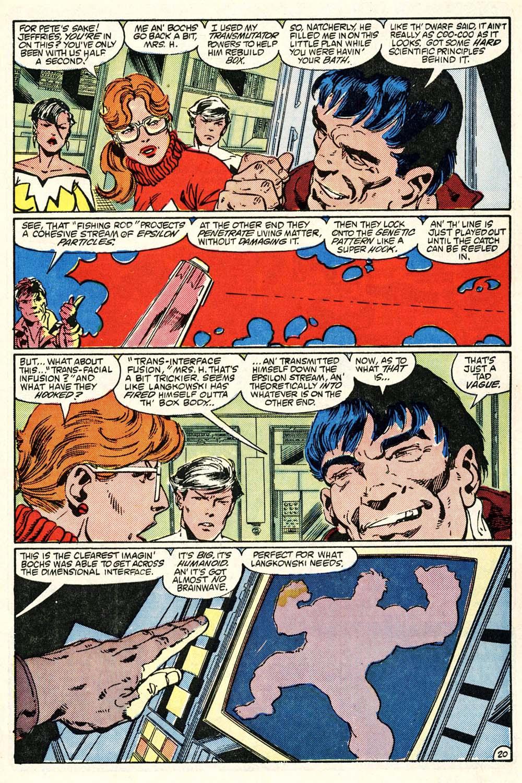 Read online Alpha Flight (1983) comic -  Issue #28 - 21