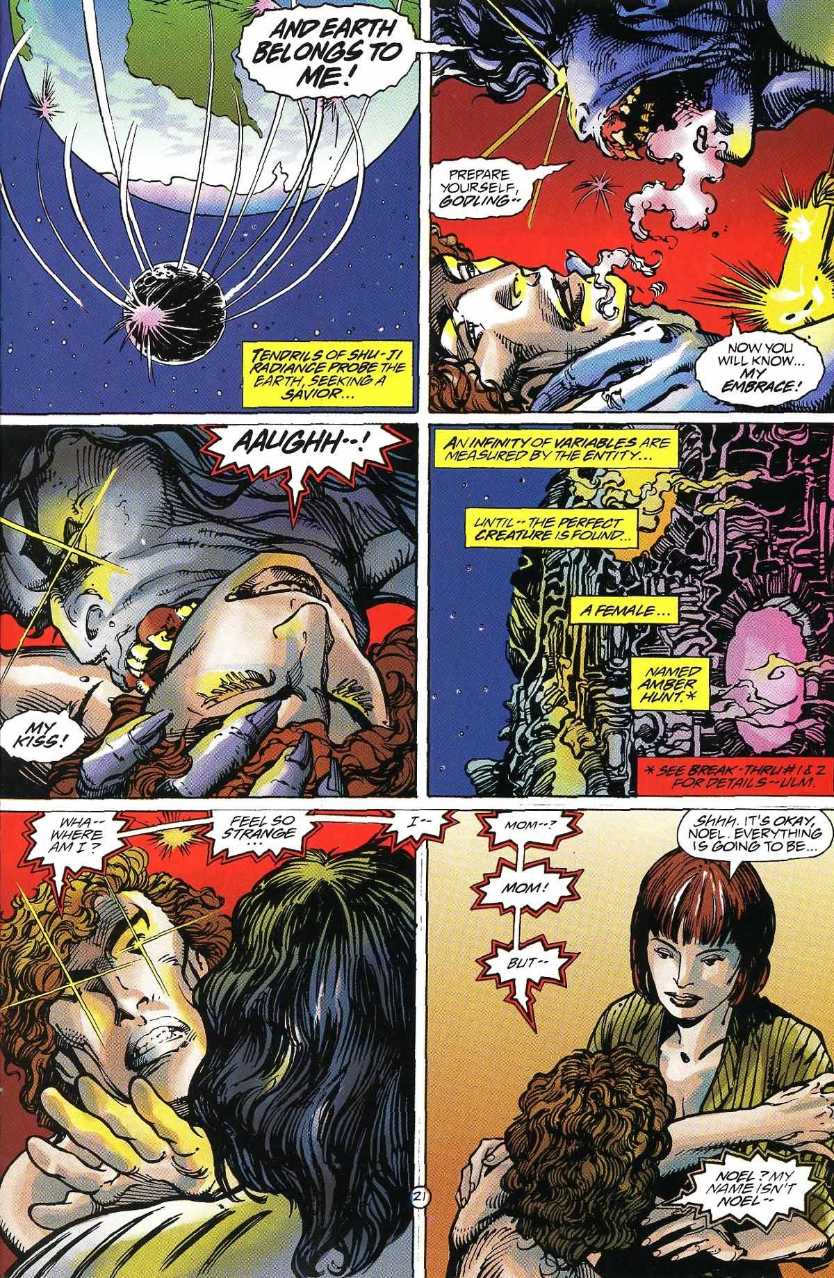 Read online Rune (1994) comic -  Issue #5 - 24