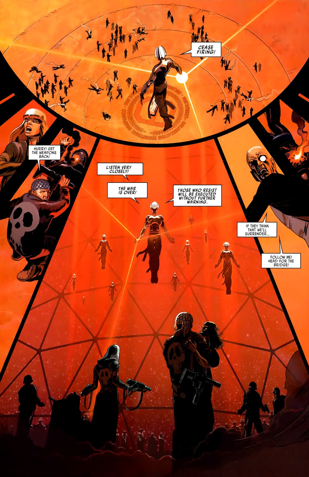 Read online Universal War One: Revelations comic -  Issue #3 - 44