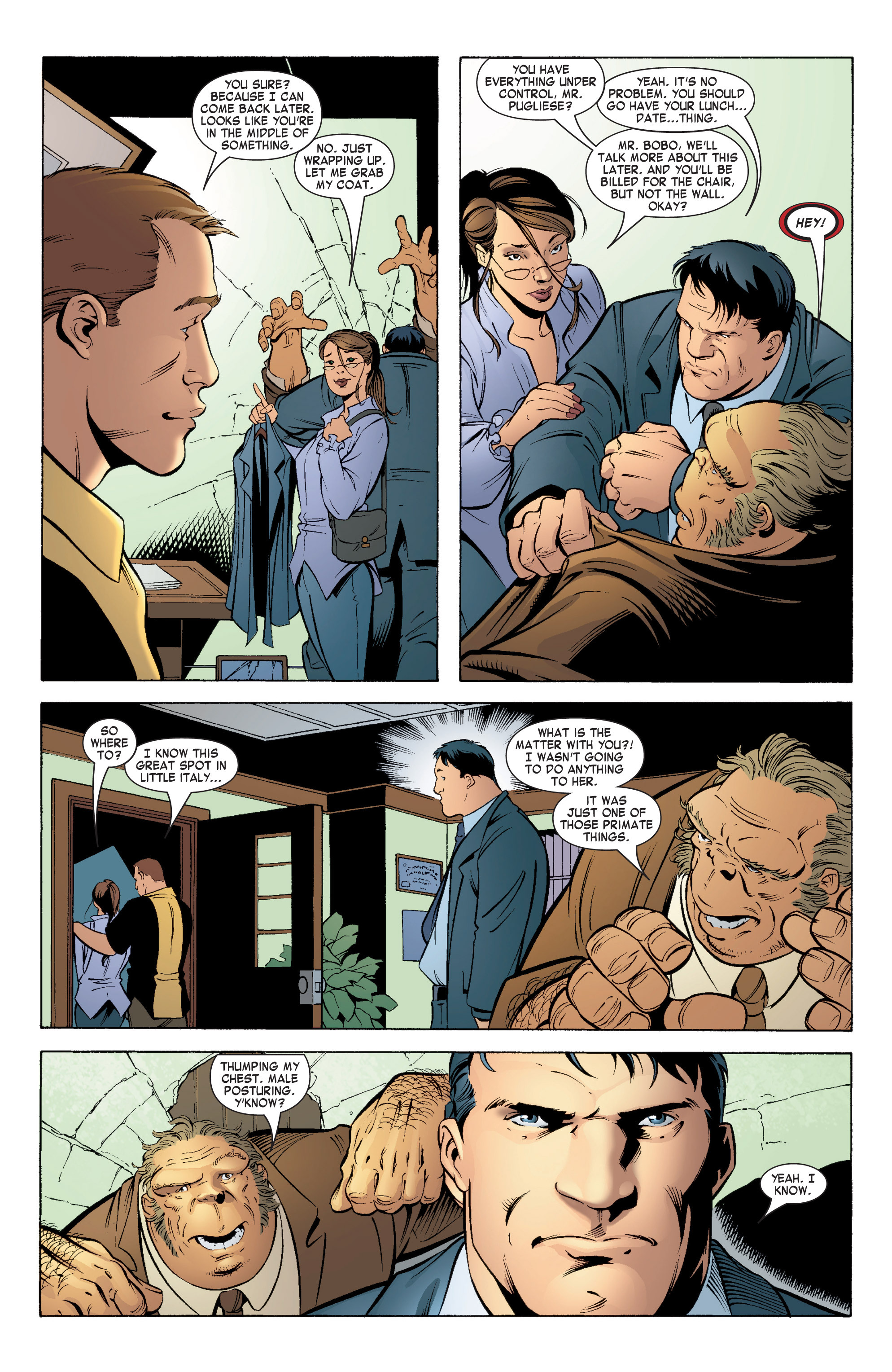 Read online She-Hulk (2004) comic -  Issue #5 - 6