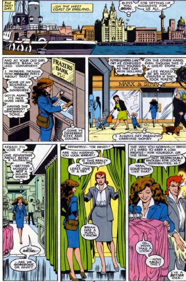 Excalibur (1988) issue 4 - Page 7