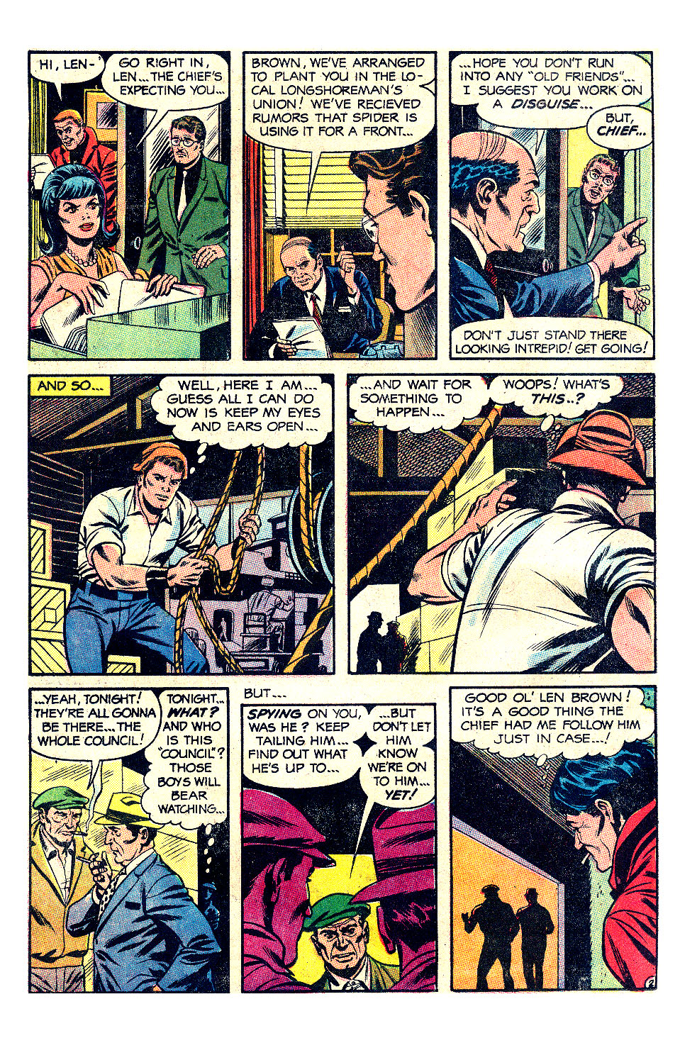 T.H.U.N.D.E.R. Agents (1965) issue 17 - Page 37
