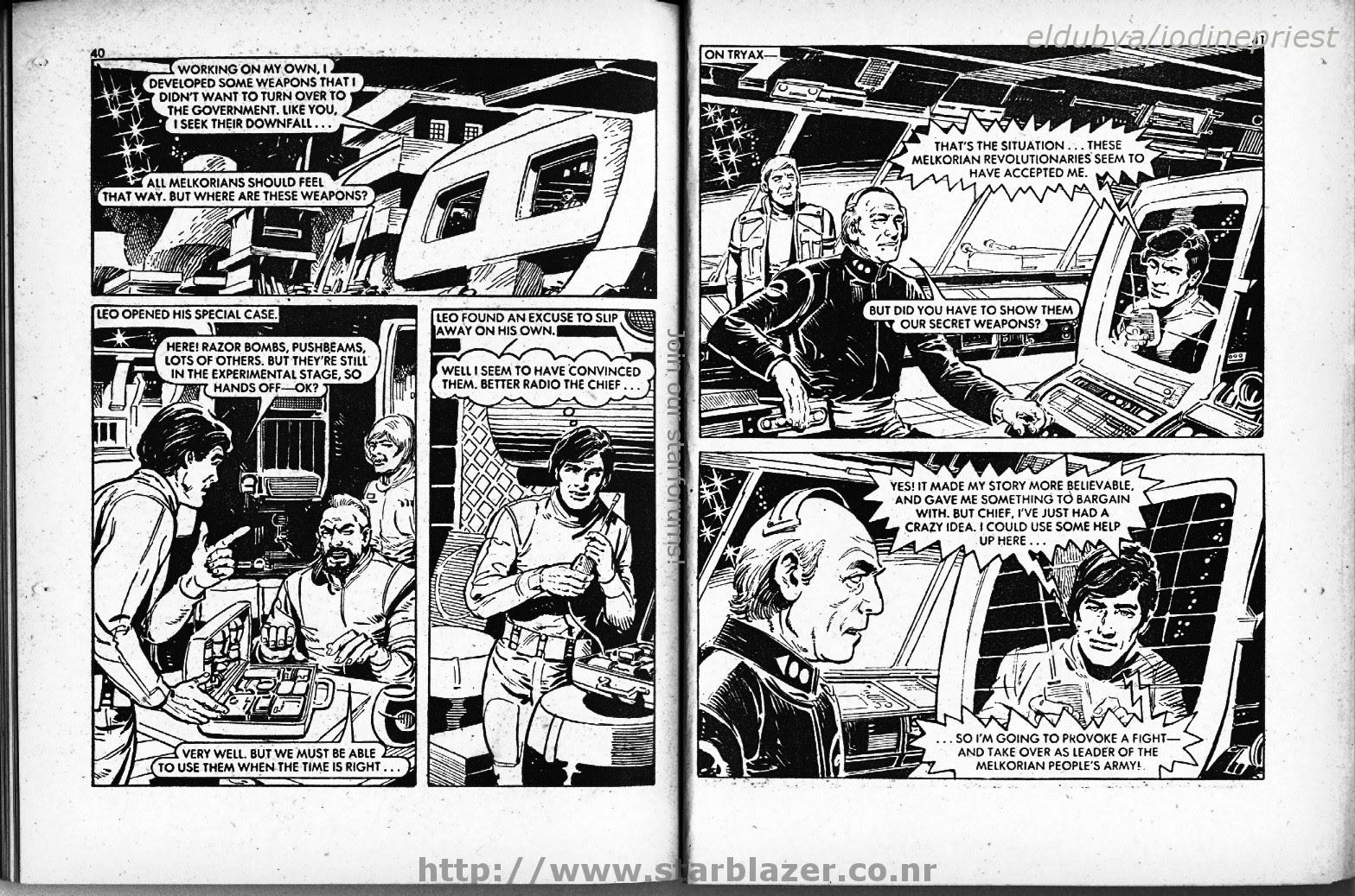 Starblazer issue 73 - Page 22