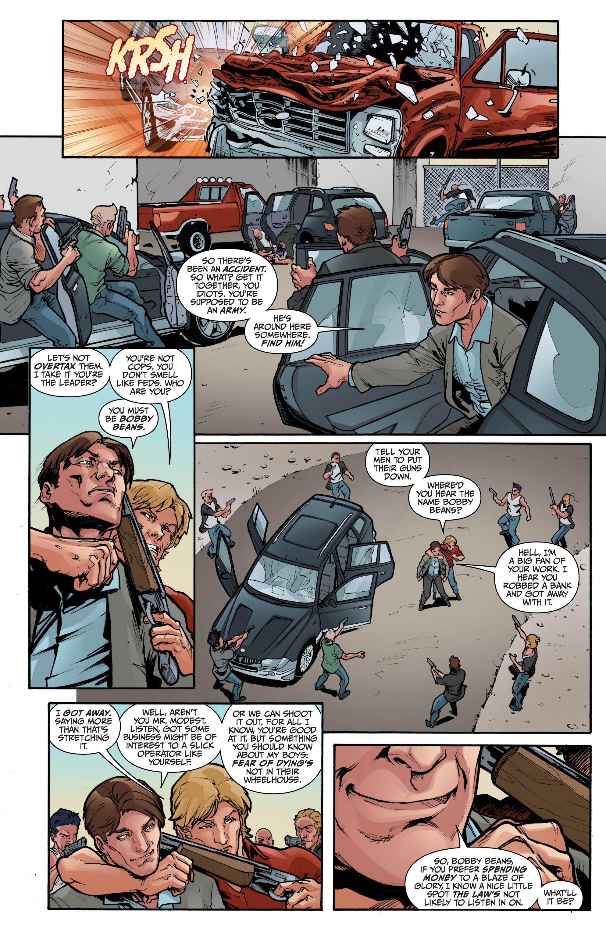 Read online 3 Guns comic -  Issue #1 - 5