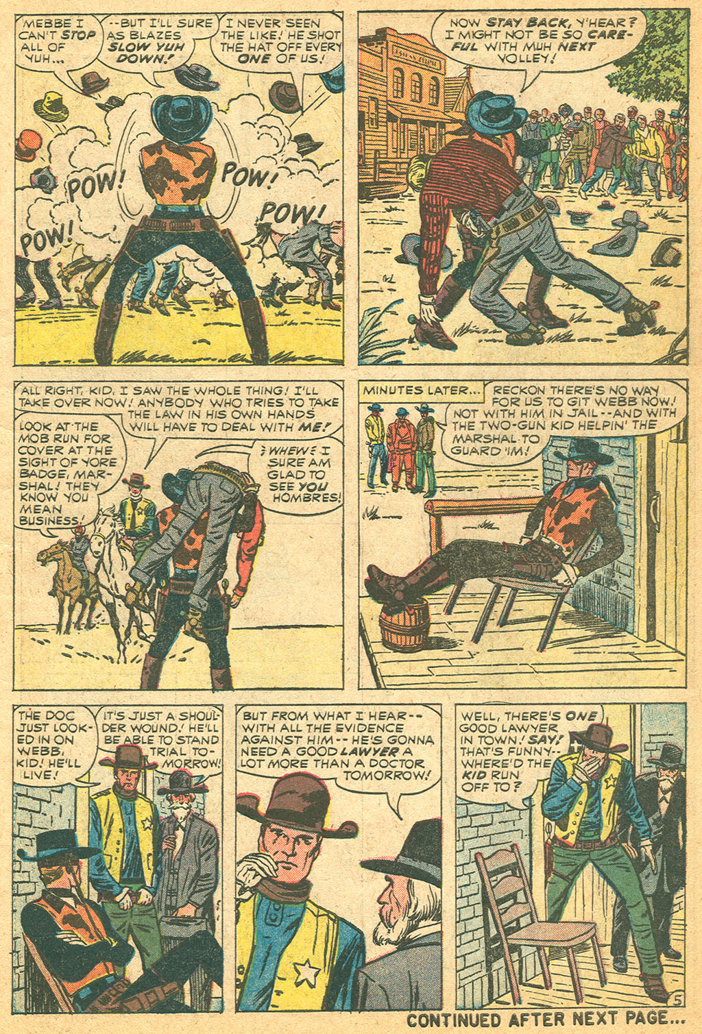 Read online Two-Gun Kid comic -  Issue #61 - 7