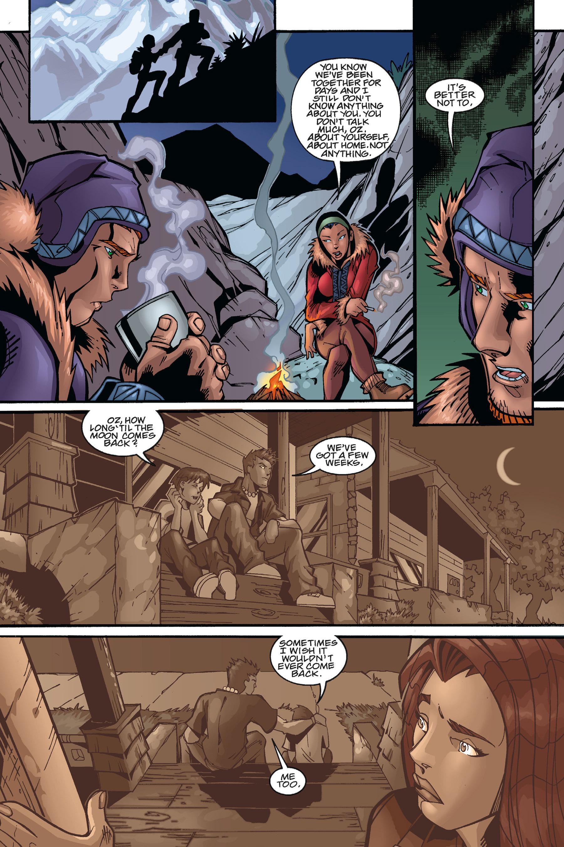 Read online Buffy the Vampire Slayer: Omnibus comic -  Issue # TPB 5 - 319