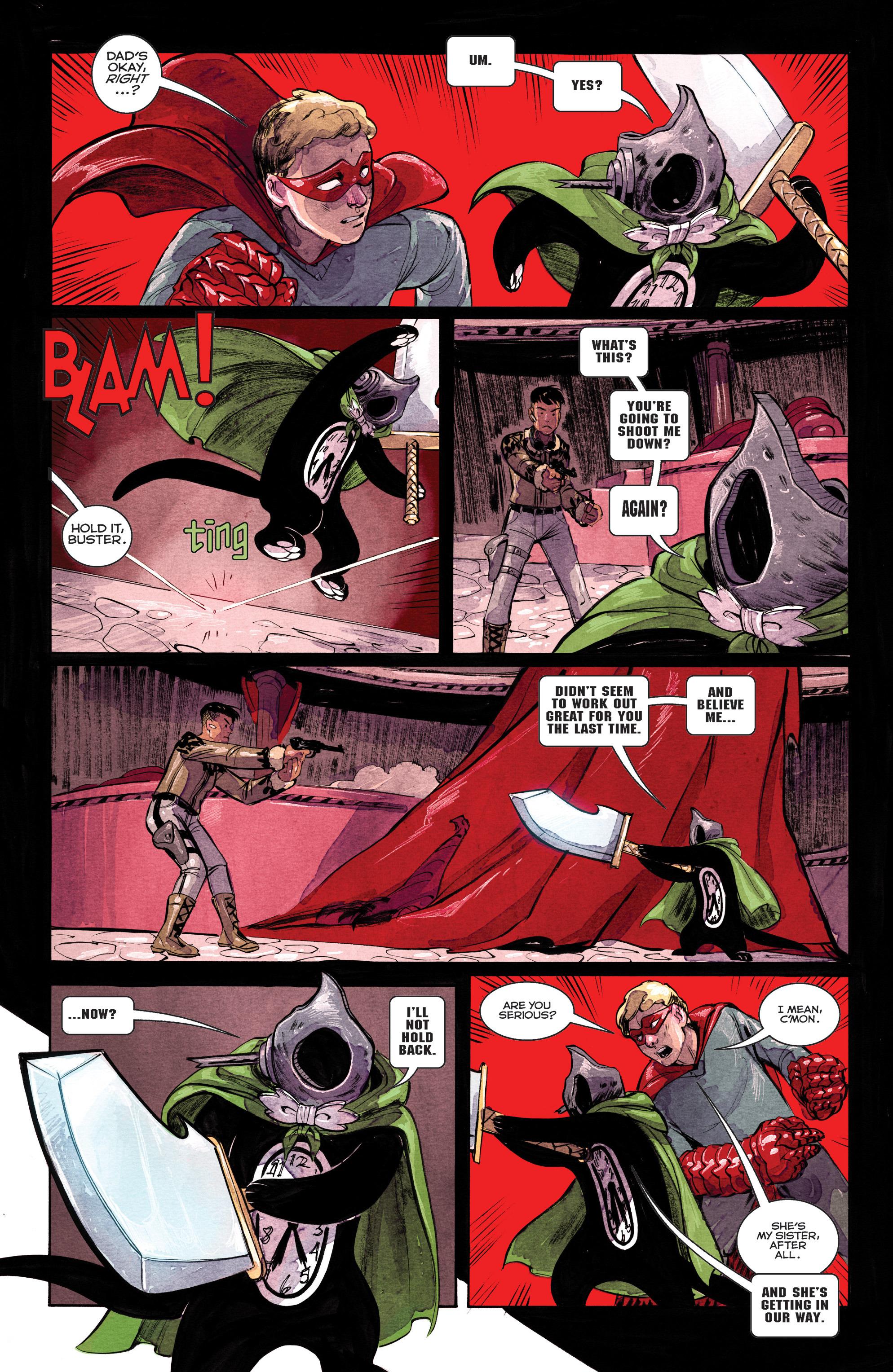 Read online Shutter comic -  Issue #26 - 10