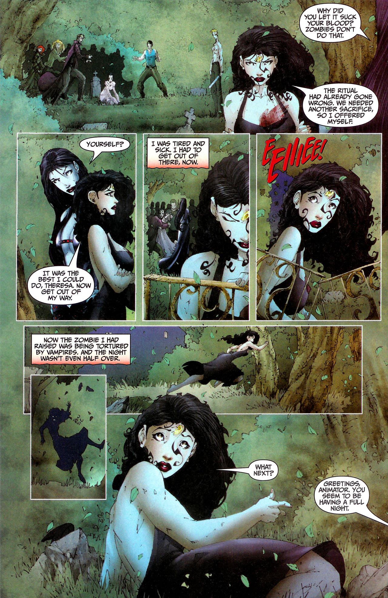 Read online Anita Blake, Vampire Hunter: Guilty Pleasures comic -  Issue #7 - 18