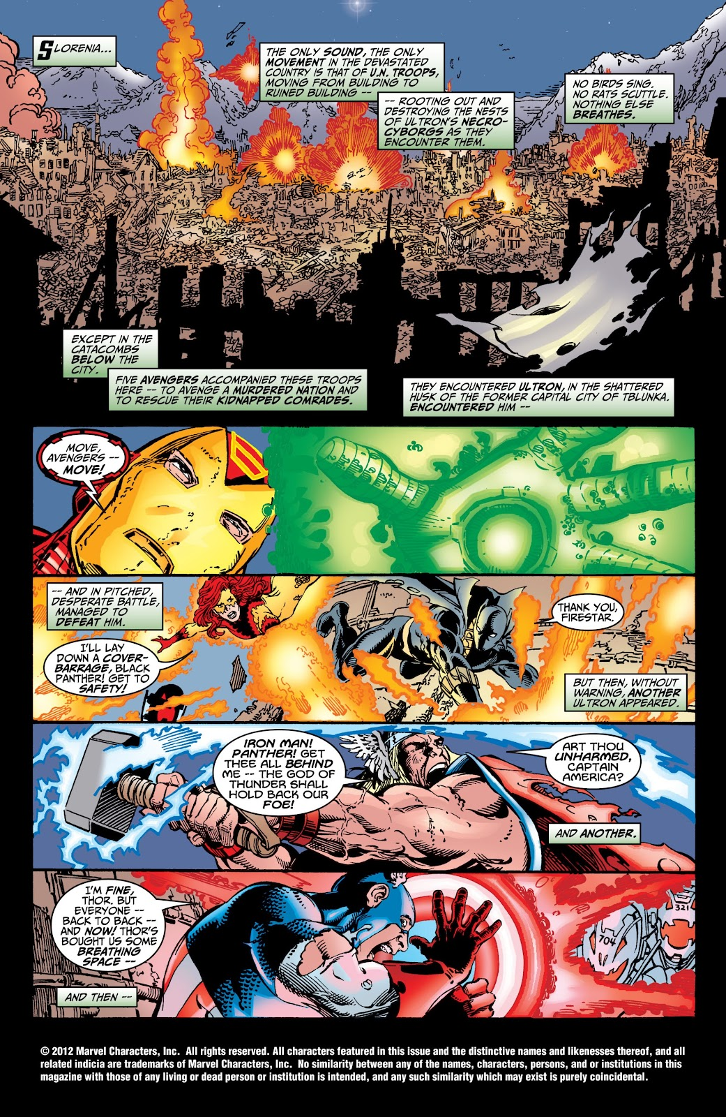 Avengers (1998) issue TPB 2 (Part 4) - Page 2