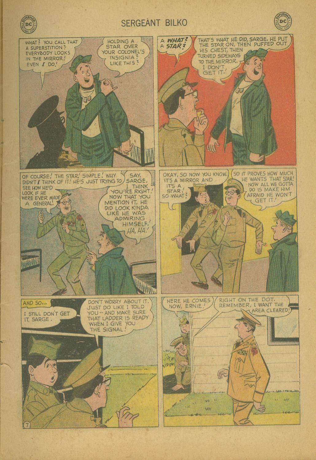 Sergeant Bilko issue 8 - Page 9