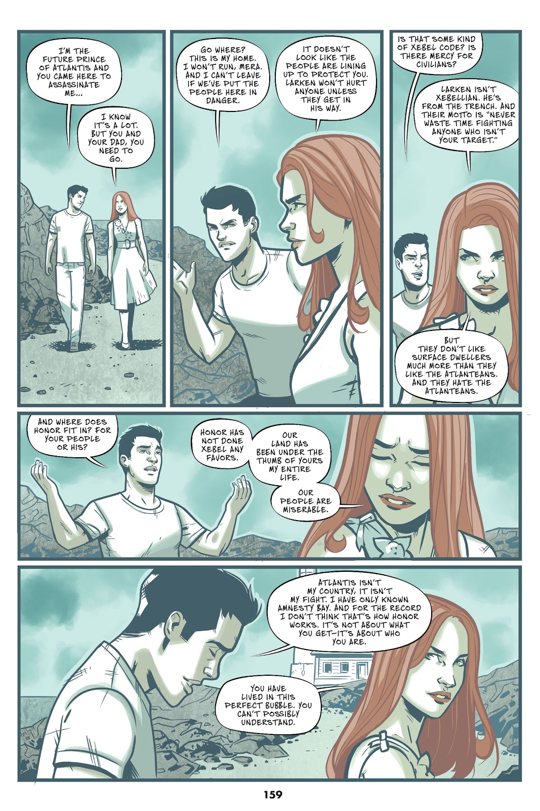 Read online Mera: Tidebreaker comic -  Issue # TPB (Part 2) - 59