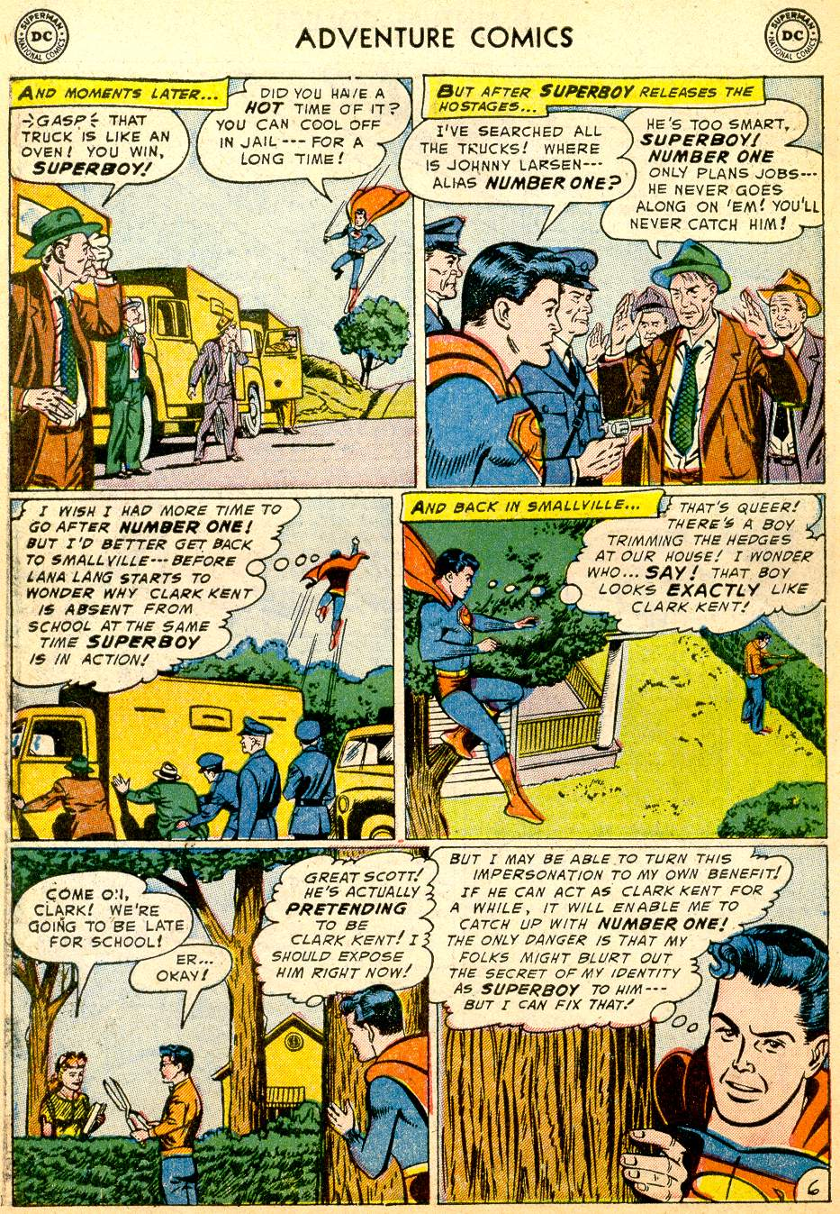 Read online Adventure Comics (1938) comic -  Issue #191 - 8