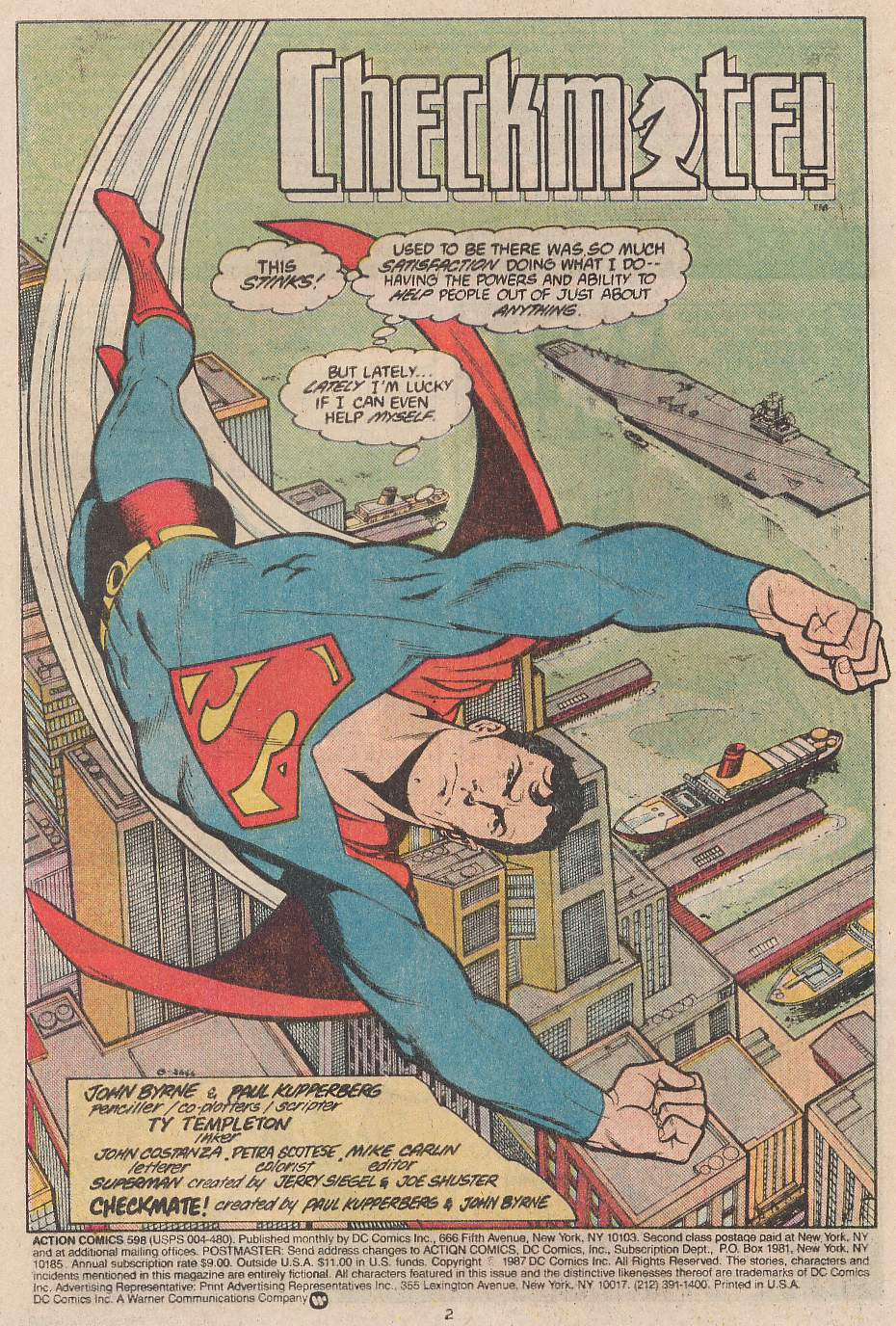 Read online Action Comics (1938) comic -  Issue #598 - 3