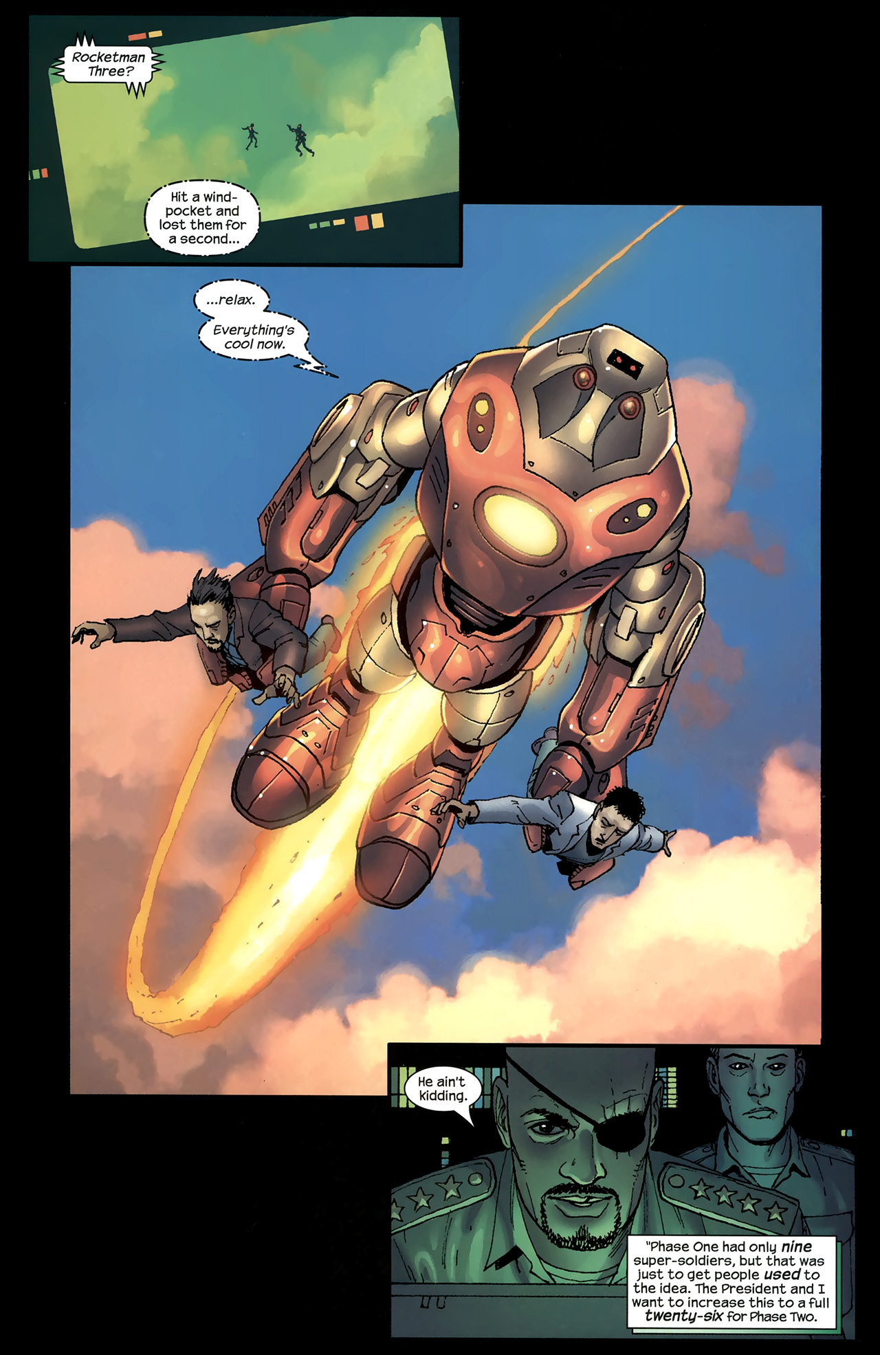 Read online Ultimates 2 comic -  Issue # _Annual 1 - 9