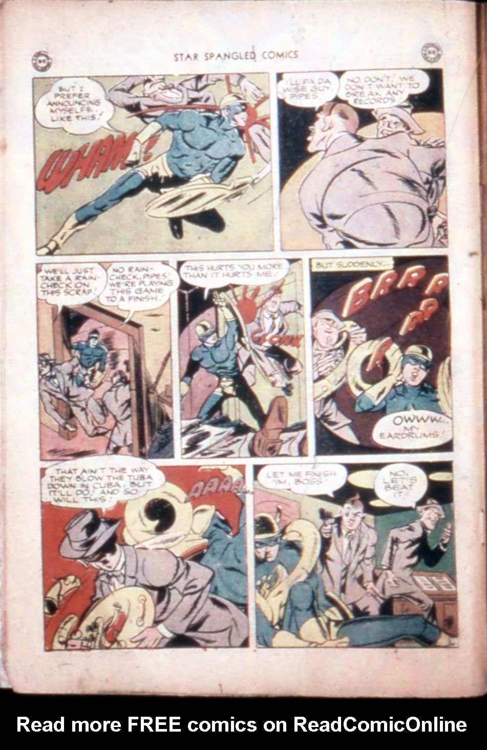 Star Spangled Comics (1941) issue 43 - Page 8