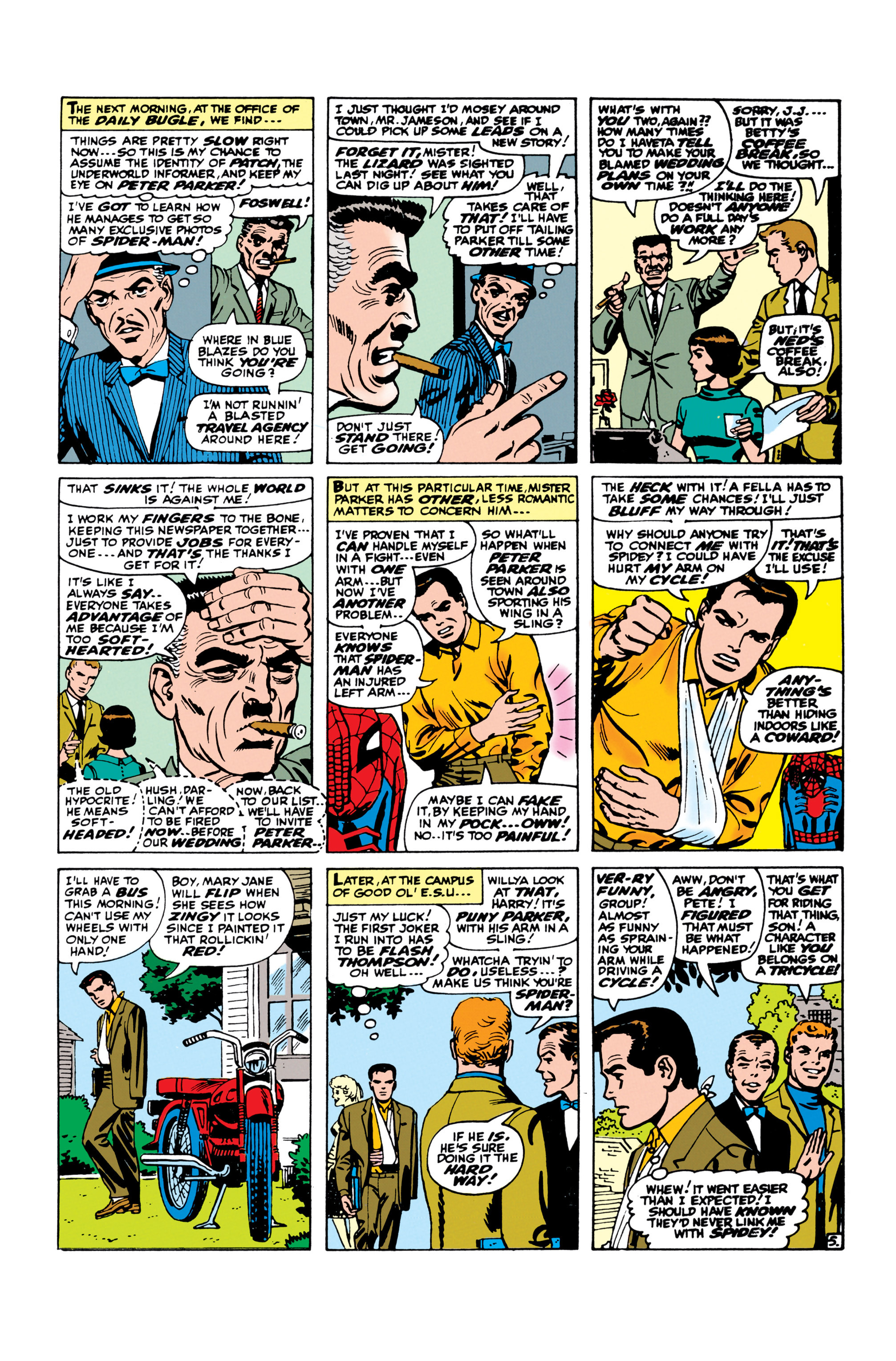 The Amazing Spider-Man (1963) 45 Page 5