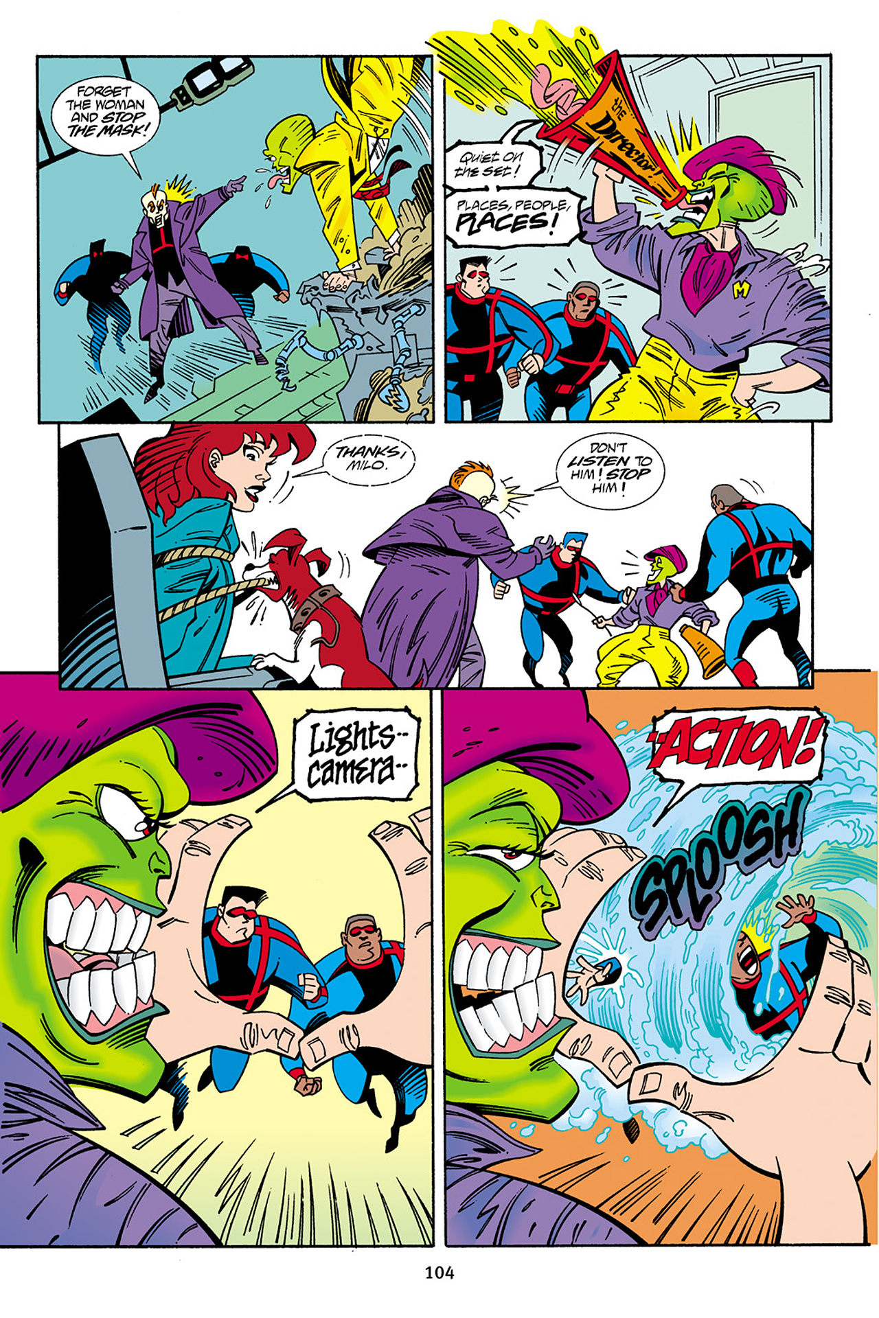 Read online Adventures Of The Mask Omnibus comic -  Issue #Adventures Of The Mask Omnibus Full - 104