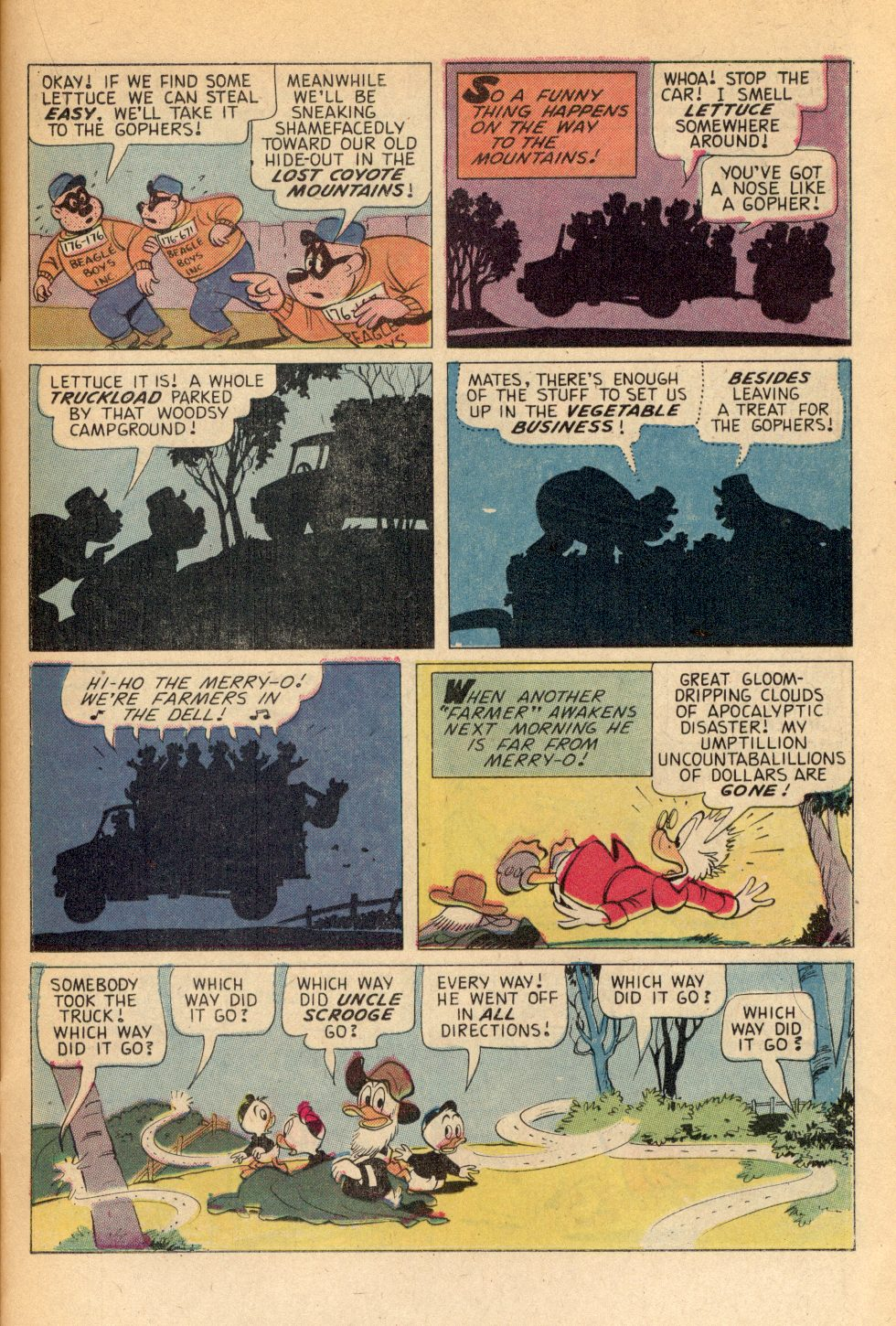 Read online Uncle Scrooge (1953) comic -  Issue #95 - 15