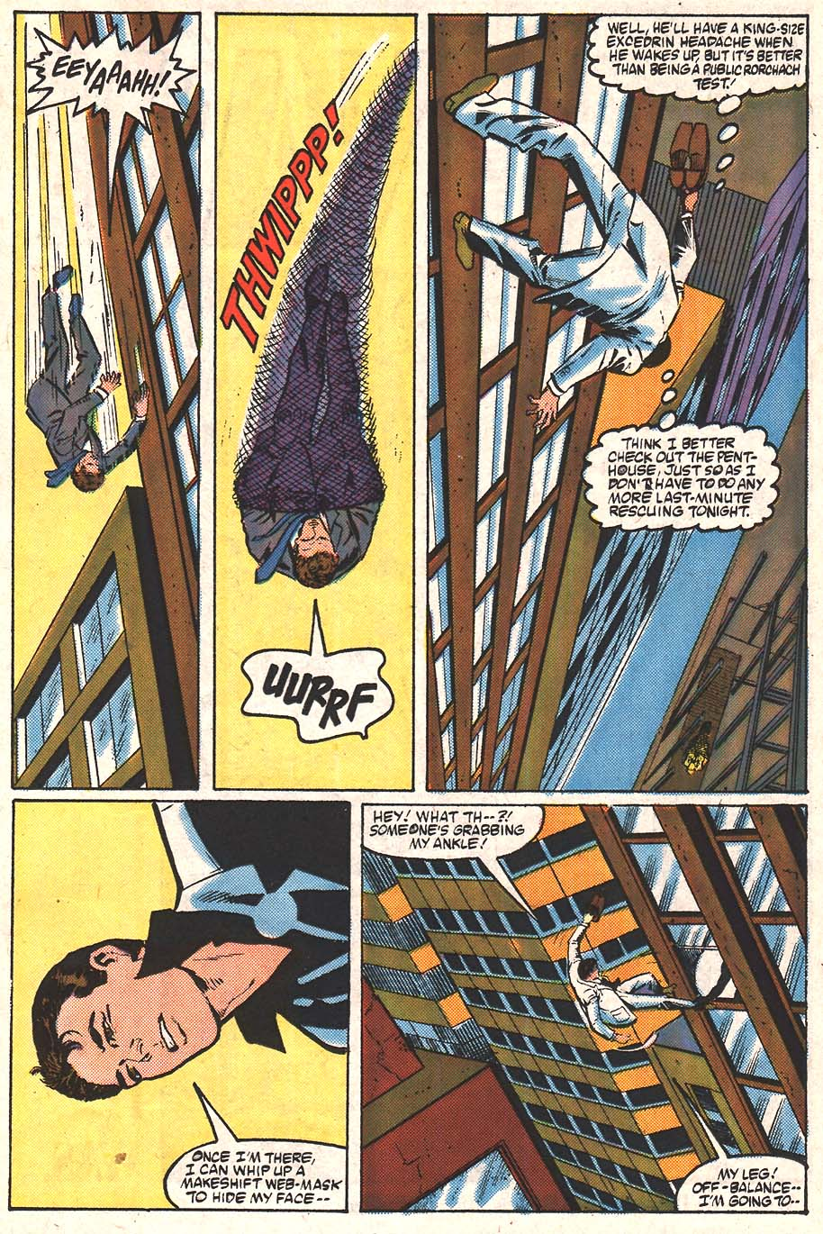 Web of Spider-Man (1985) Issue #24 #34 - English 9