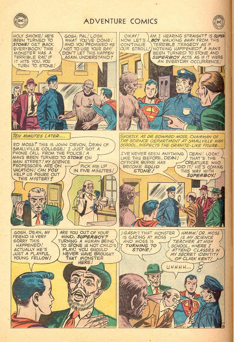 Read online Adventure Comics (1938) comic -  Issue #274 - 8