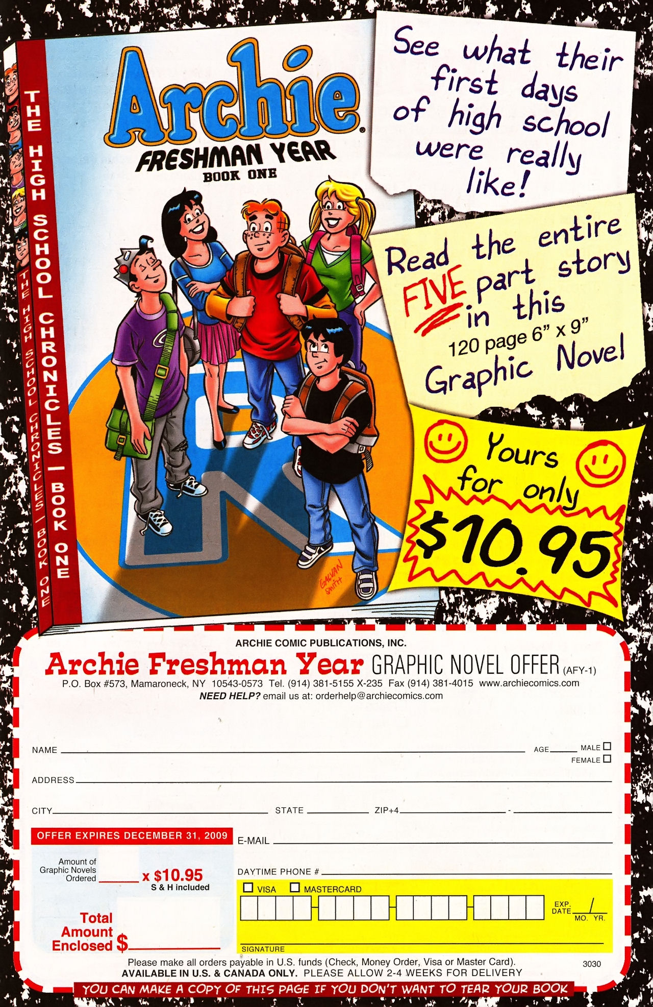 Read online Archie (1960) comic -  Issue #597 - 15