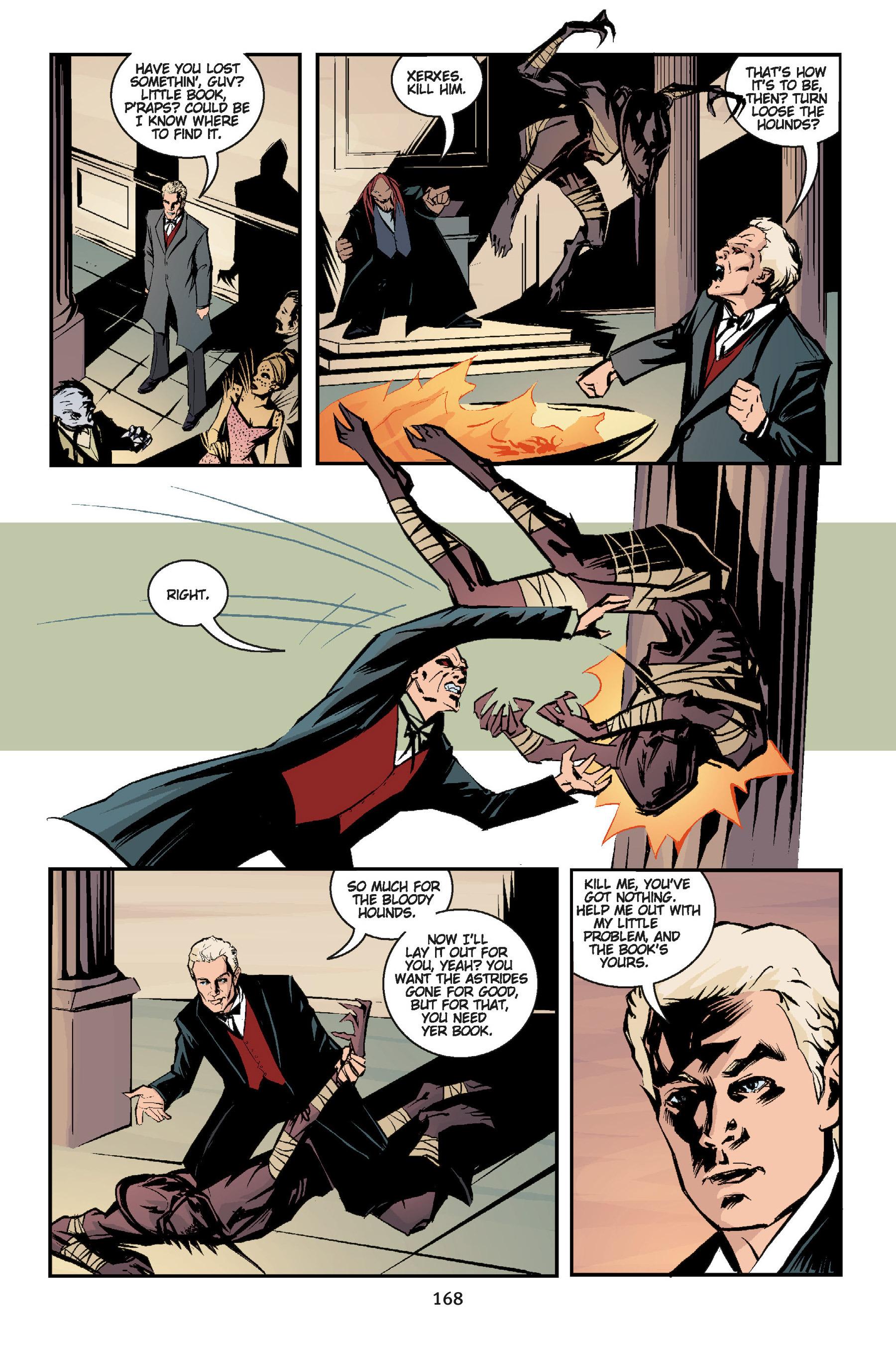 Read online Buffy the Vampire Slayer: Omnibus comic -  Issue # TPB 5 - 168