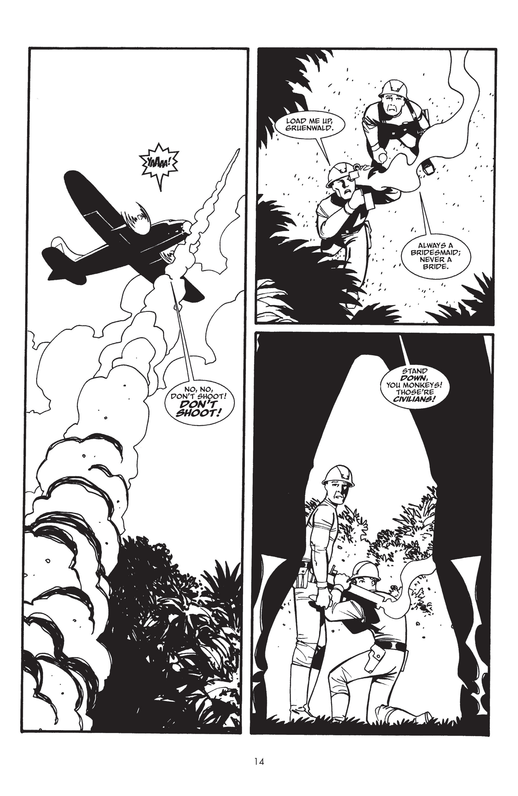 Read online Astronauts in Trouble (2015) comic -  Issue #1 - 15