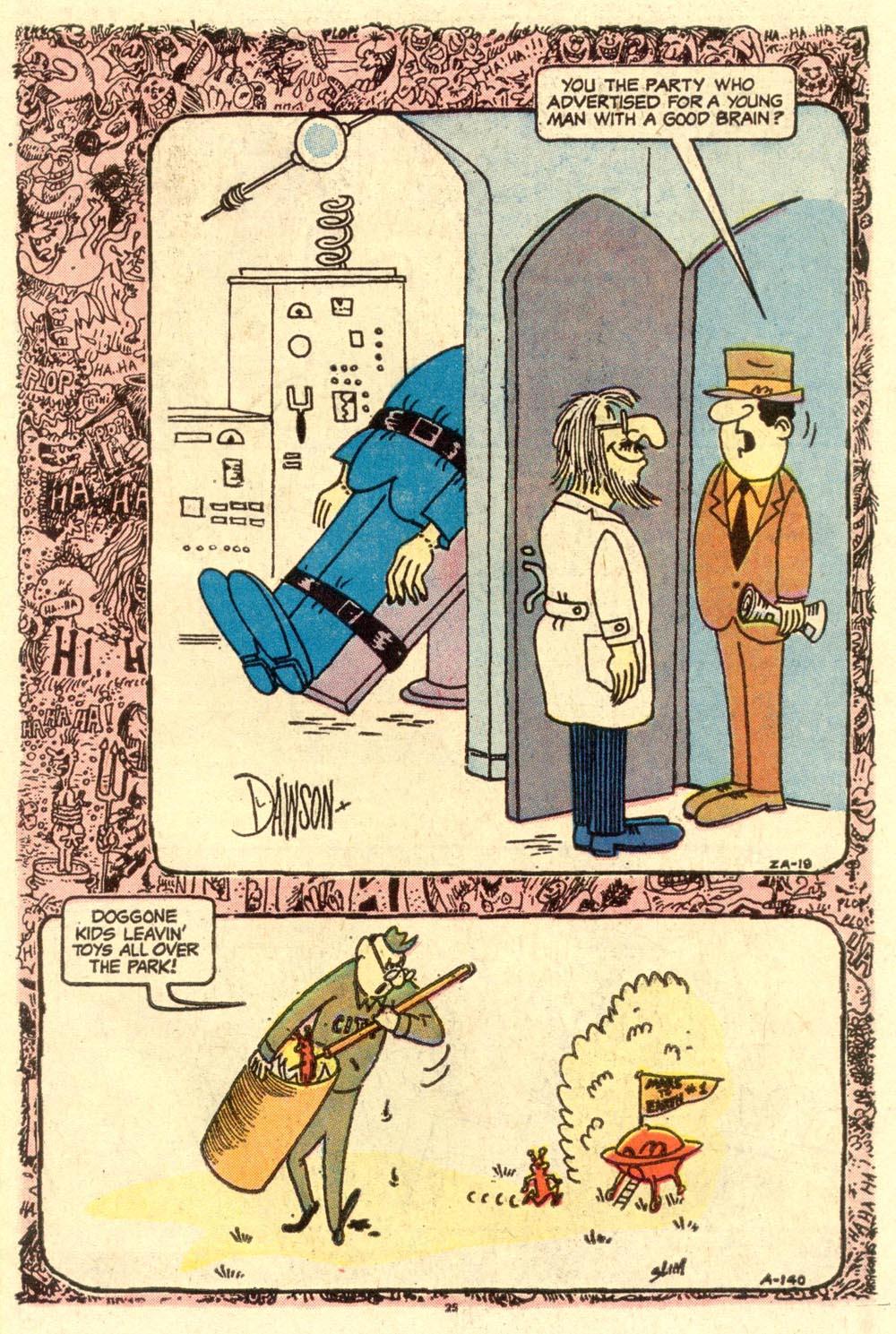 Read online Plop! comic -  Issue #1 - 27