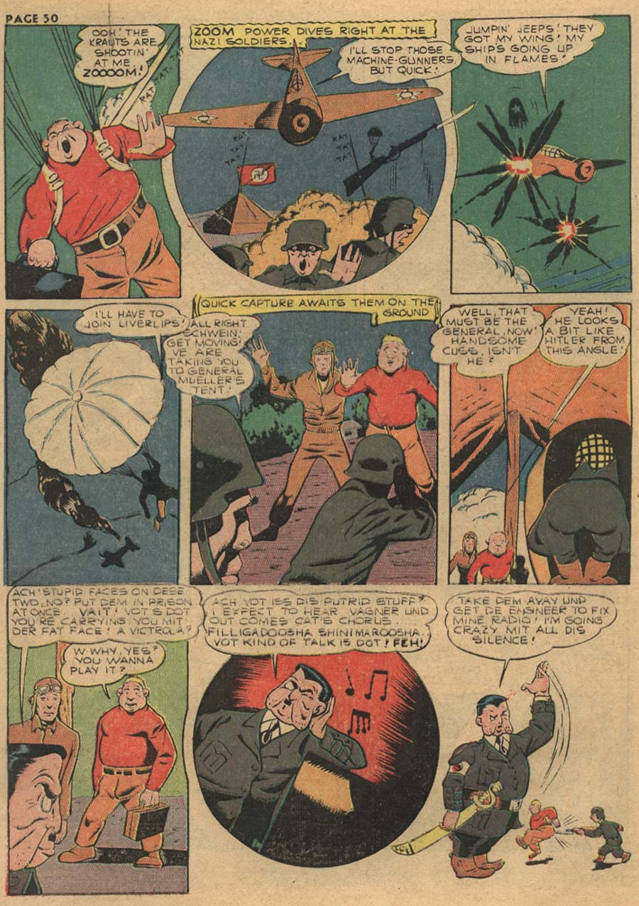 Zip Comics issue 31 - Page 50