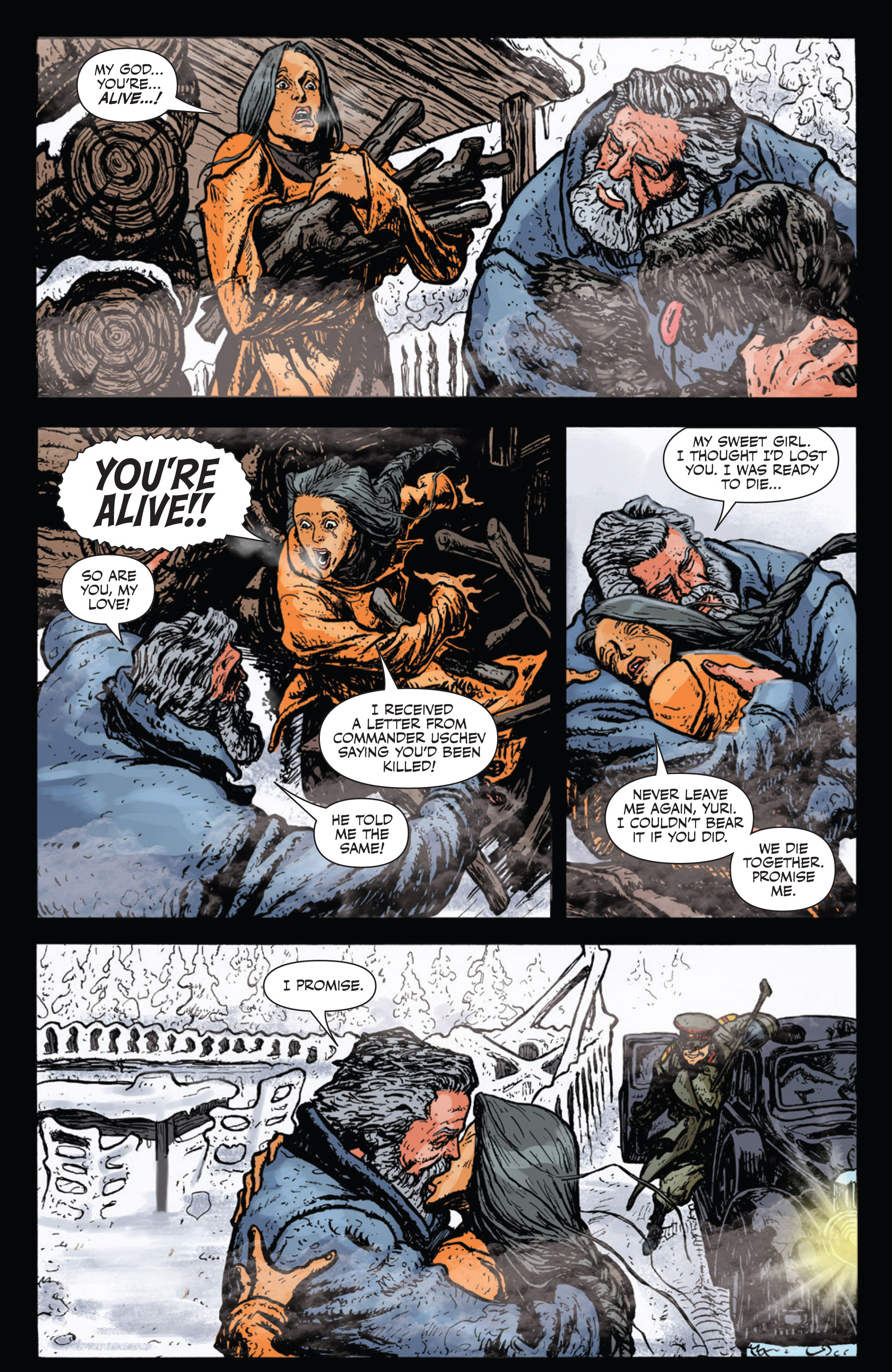 Read online Sex and Violence Vol. 2 comic -  Issue # Full - 43