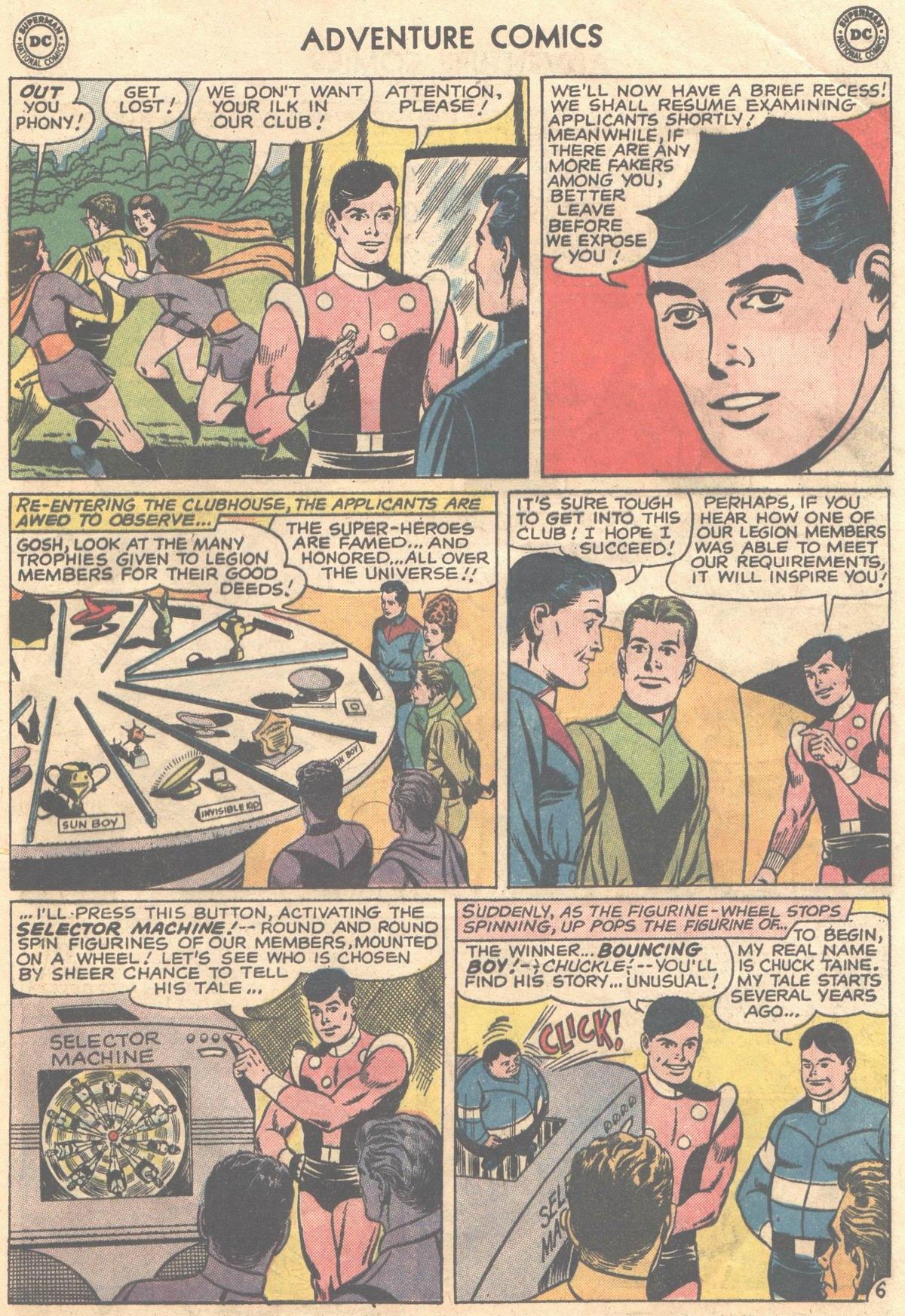 Read online Adventure Comics (1938) comic -  Issue #498 - 17