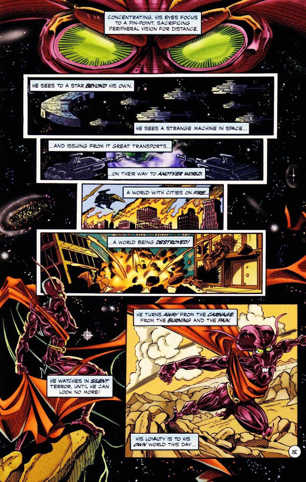Read online The Alliance comic -  Issue #1 - 18