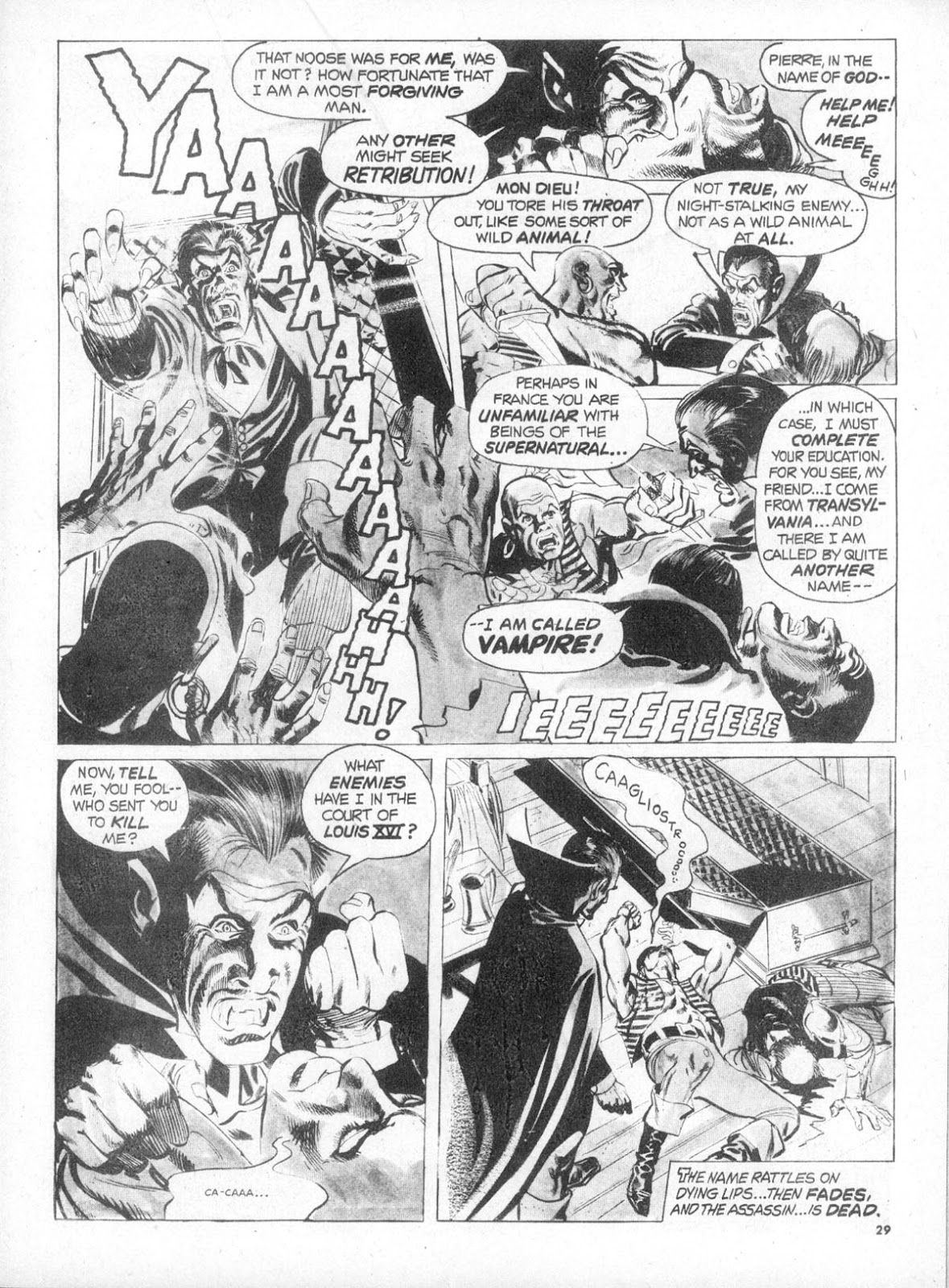 Dracula Lives issue 5 - Page 27