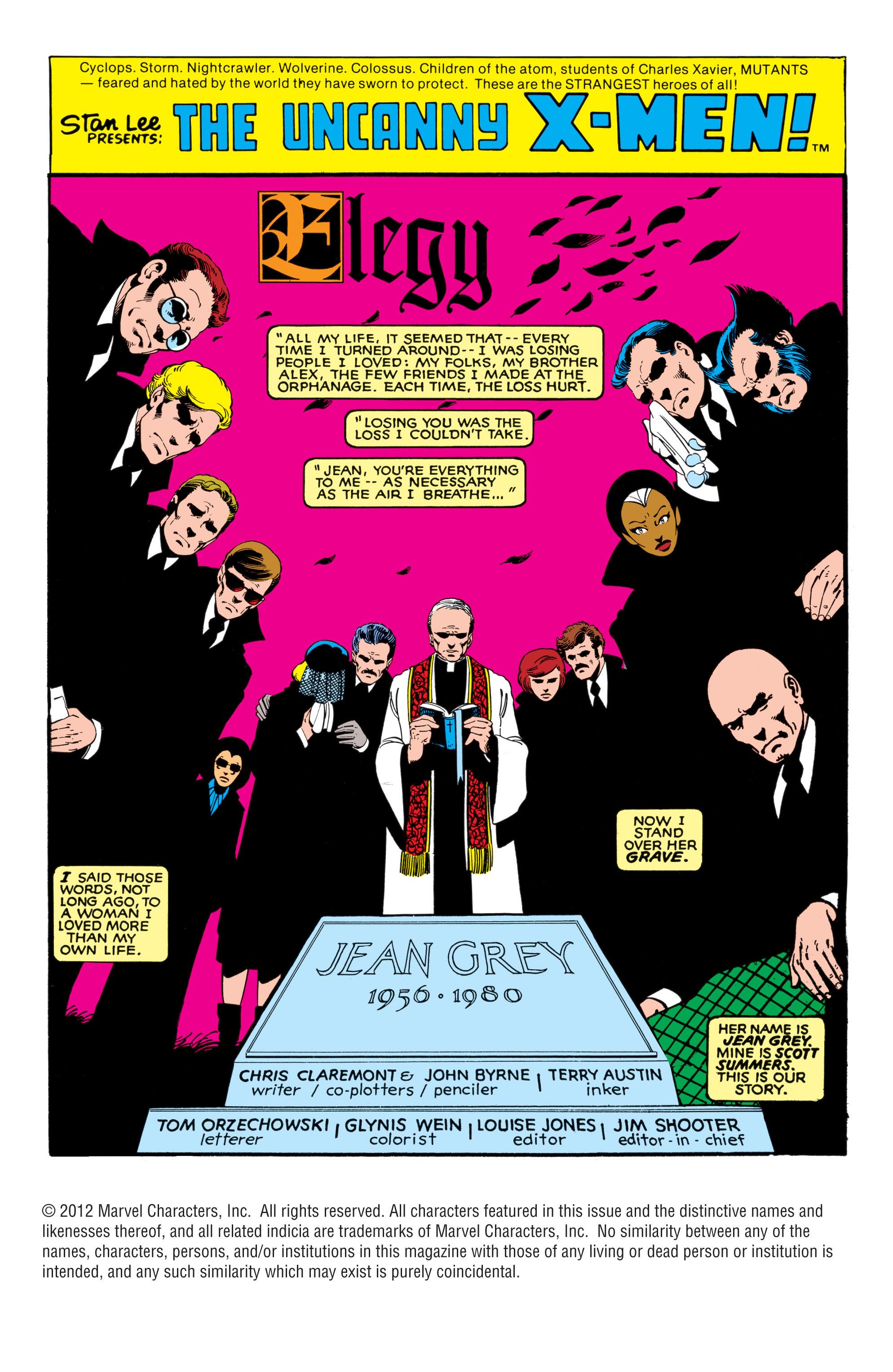 Read online Uncanny X-Men (1963) comic -  Issue #138 - 2